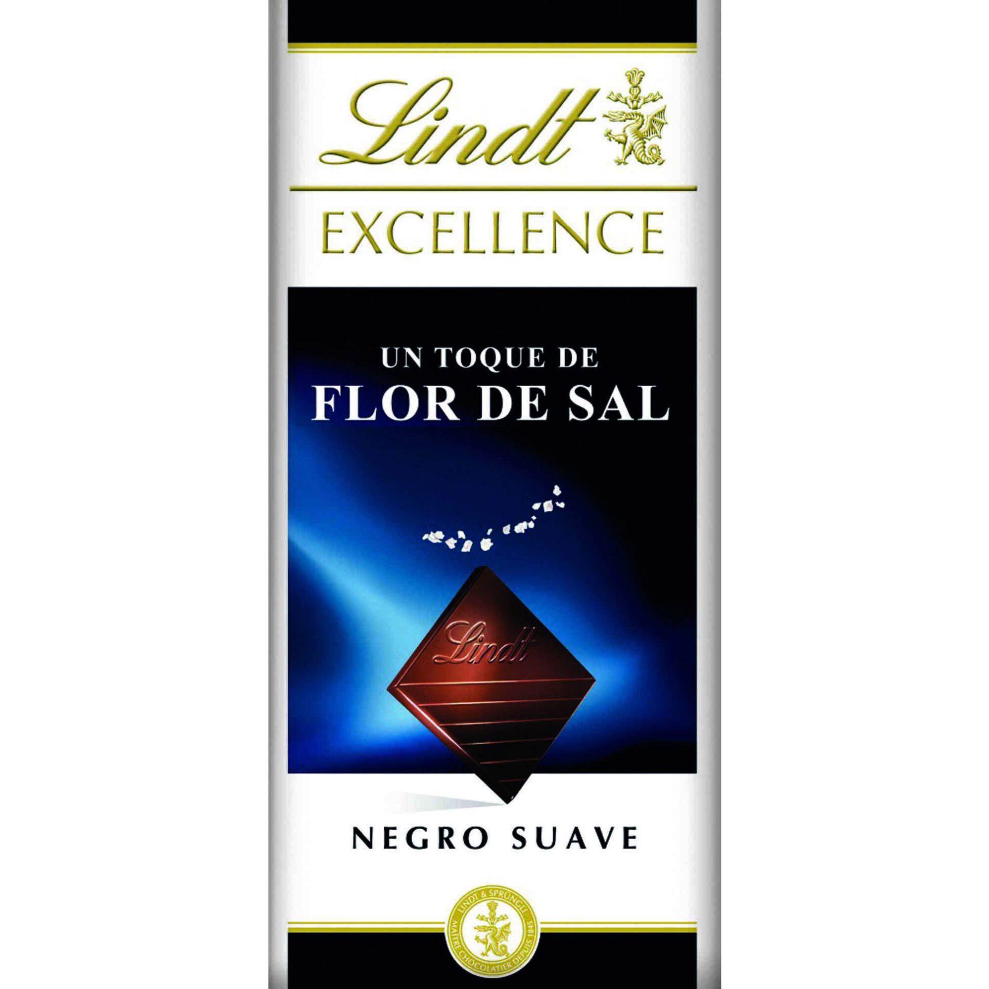 Tablete de Chocolate Negro com Flor de Sal Excellence