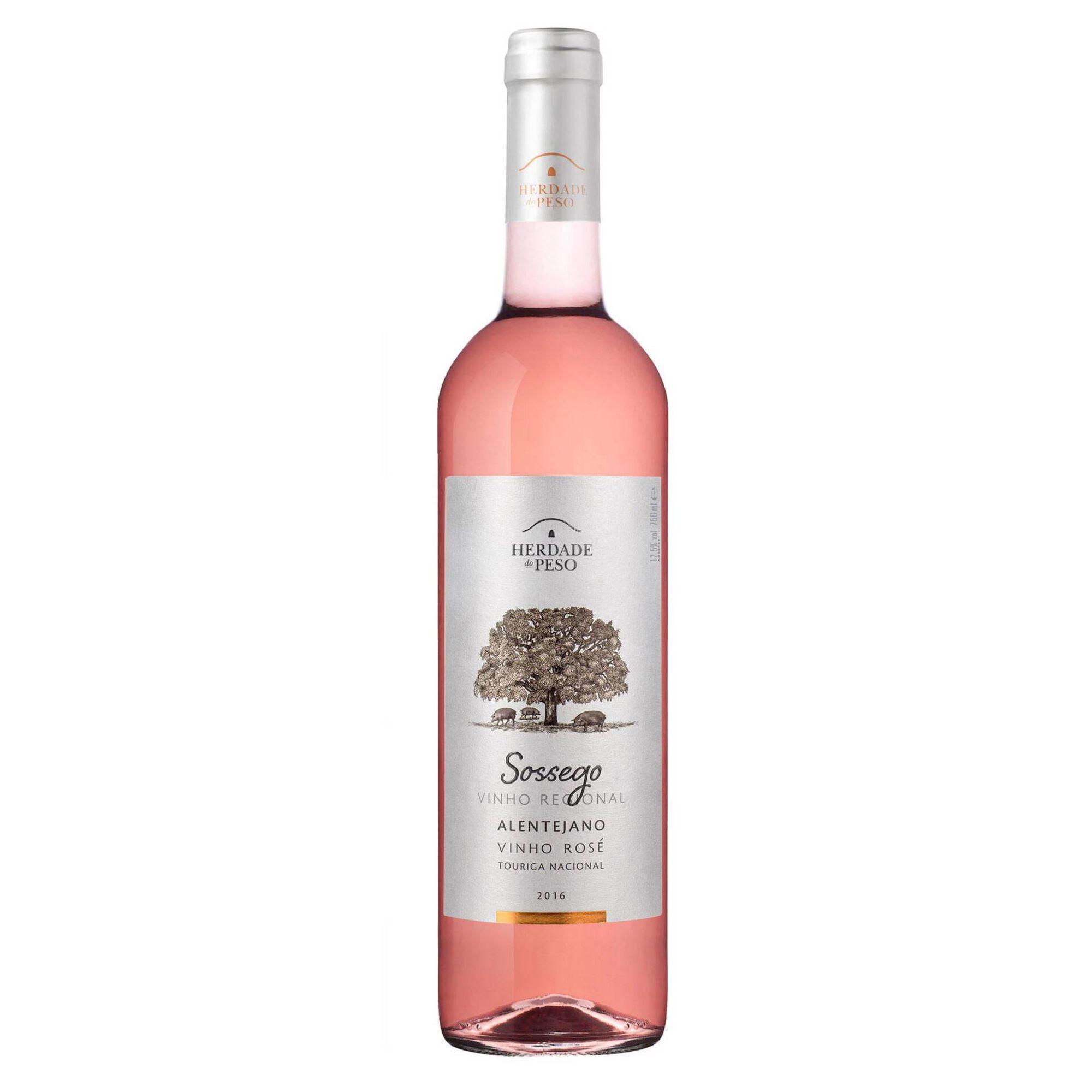 Sossego Regional Alentejano Vinho Rosé