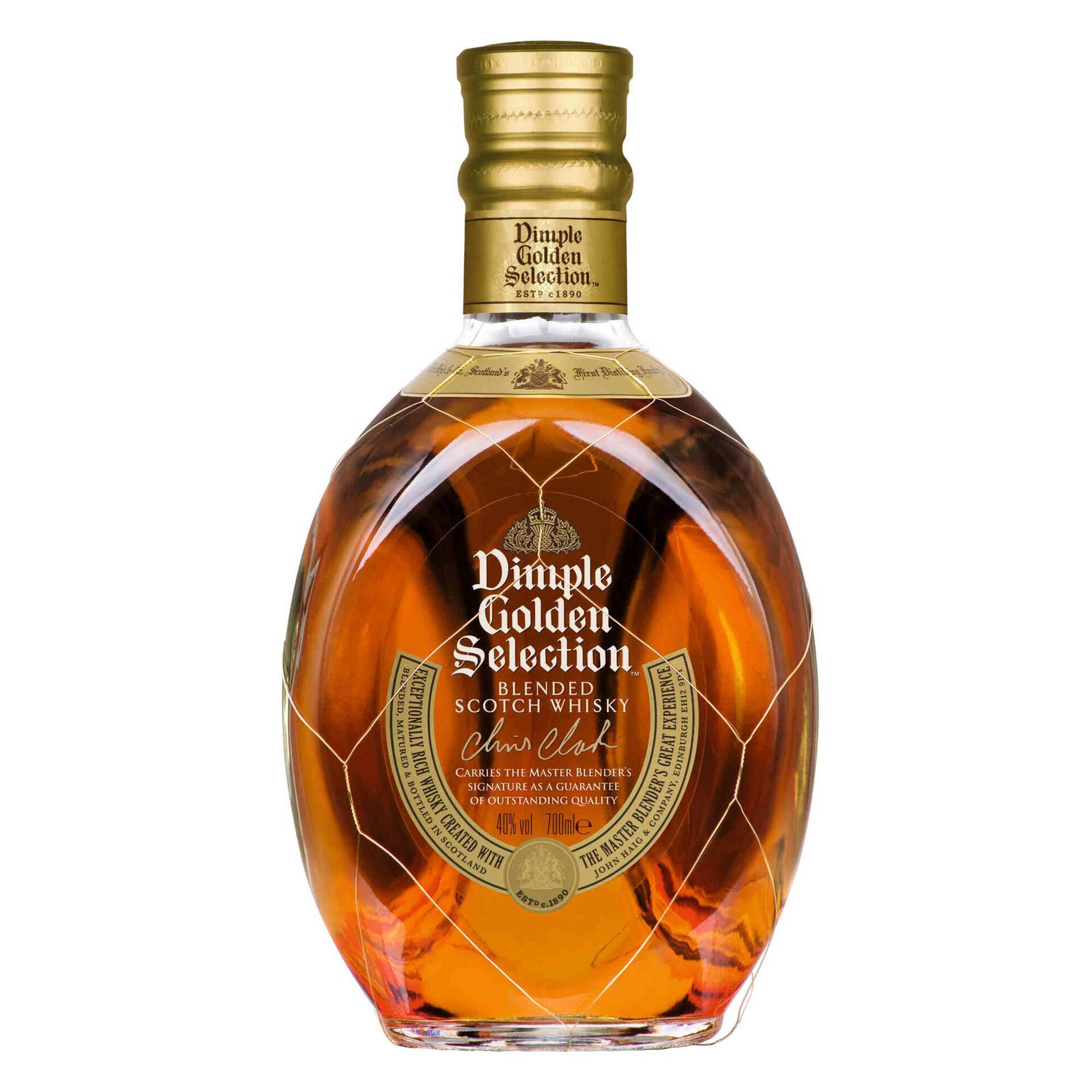 Whisky Dimple Gold Selection