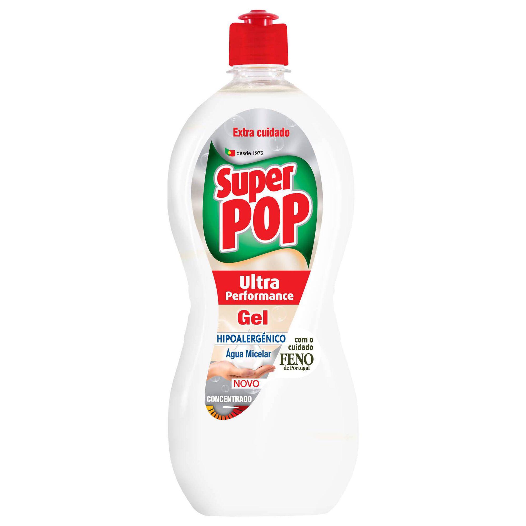 Detergente Manual Loiça Hipoalergénico