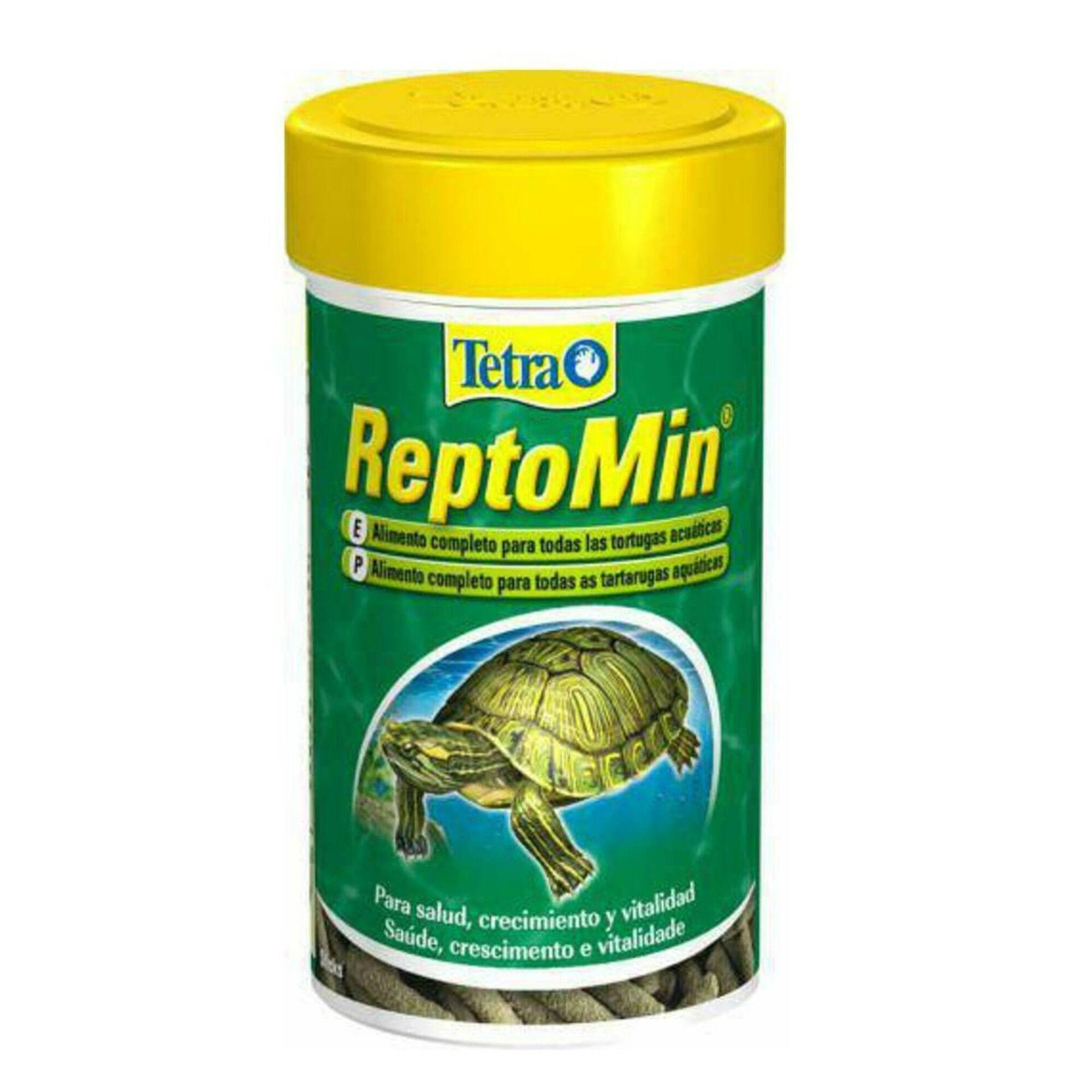 Comida para Tartaruga Reptomin