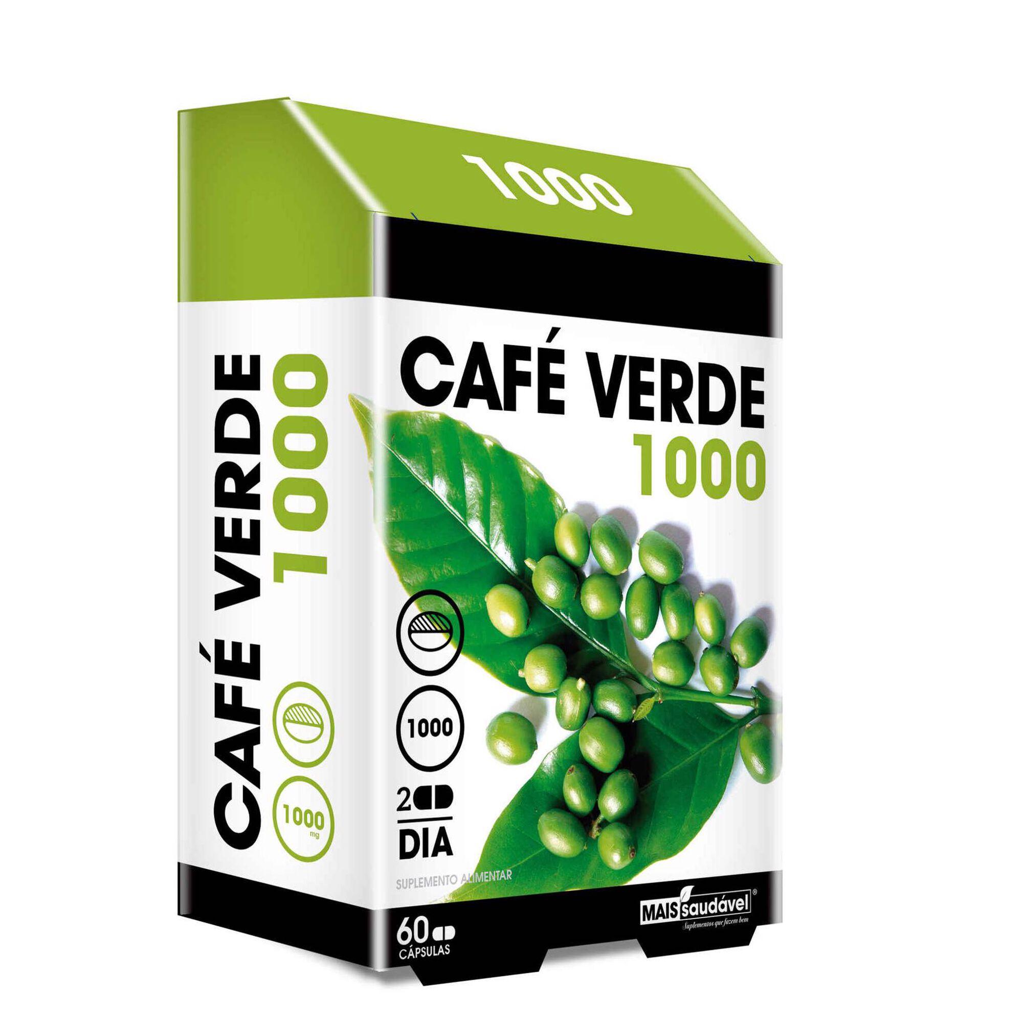 Suplemento Alimentar Café Verde