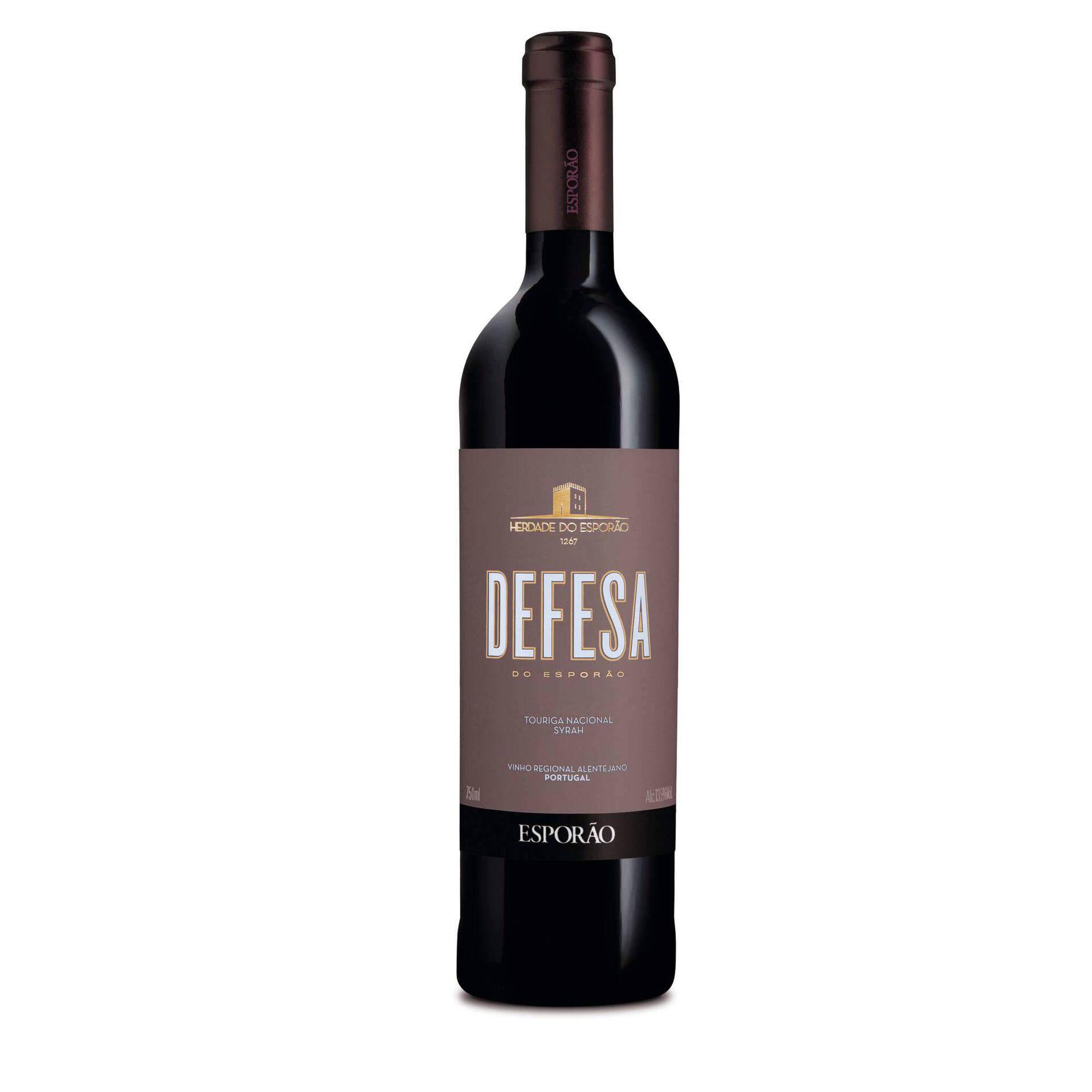 Defesa Regional Alentejano Vinho Tinto