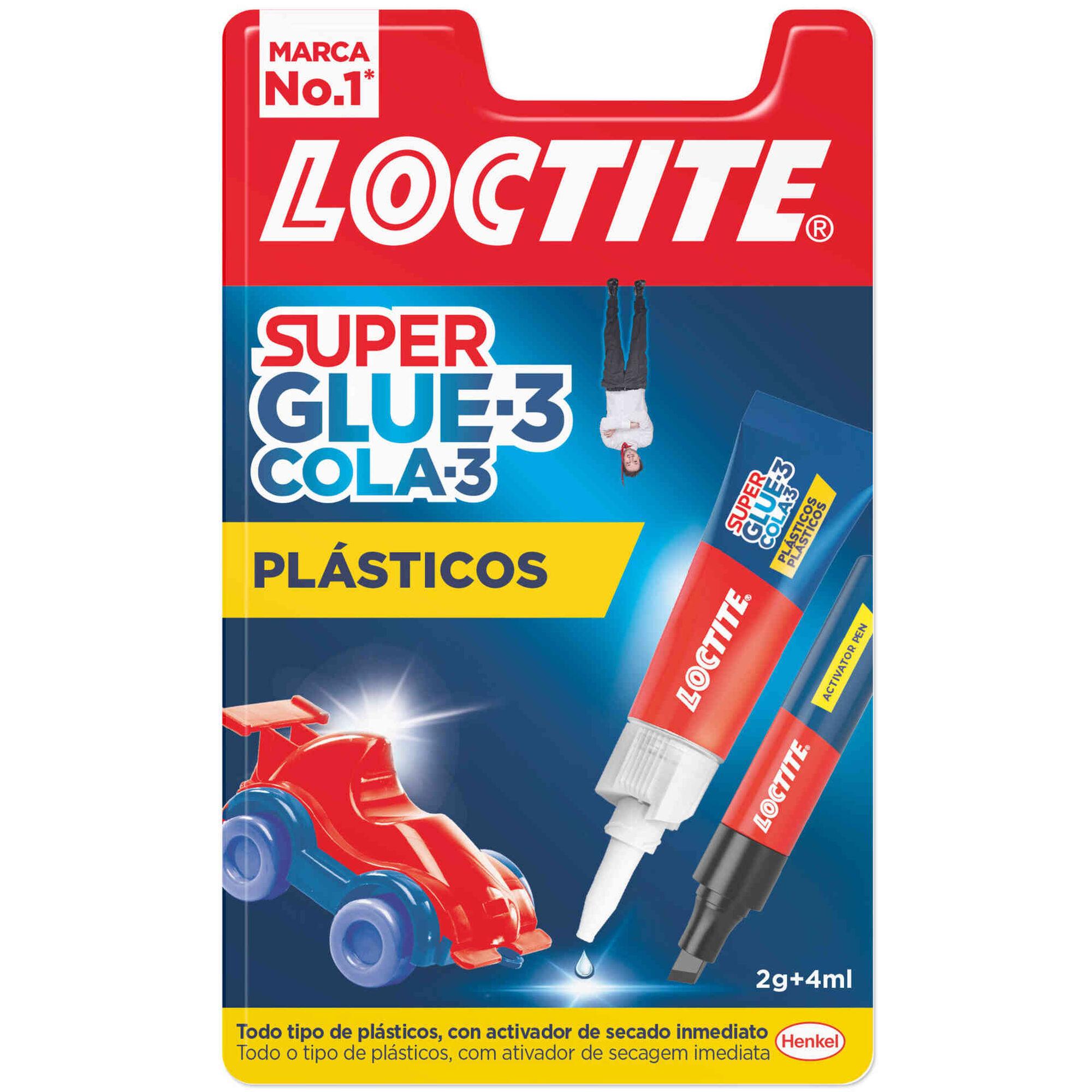 Super Cola 3 Plástico 2g
