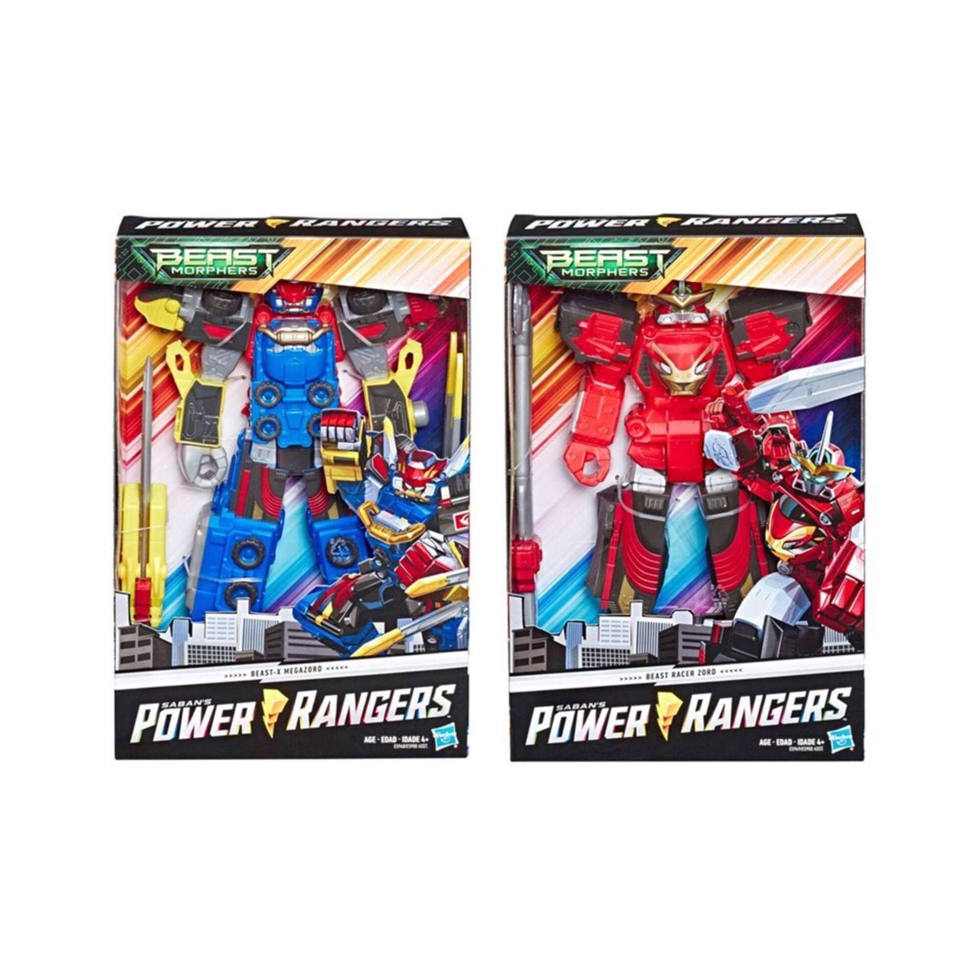 Figura Power Rangers - Zord (vários modelos)