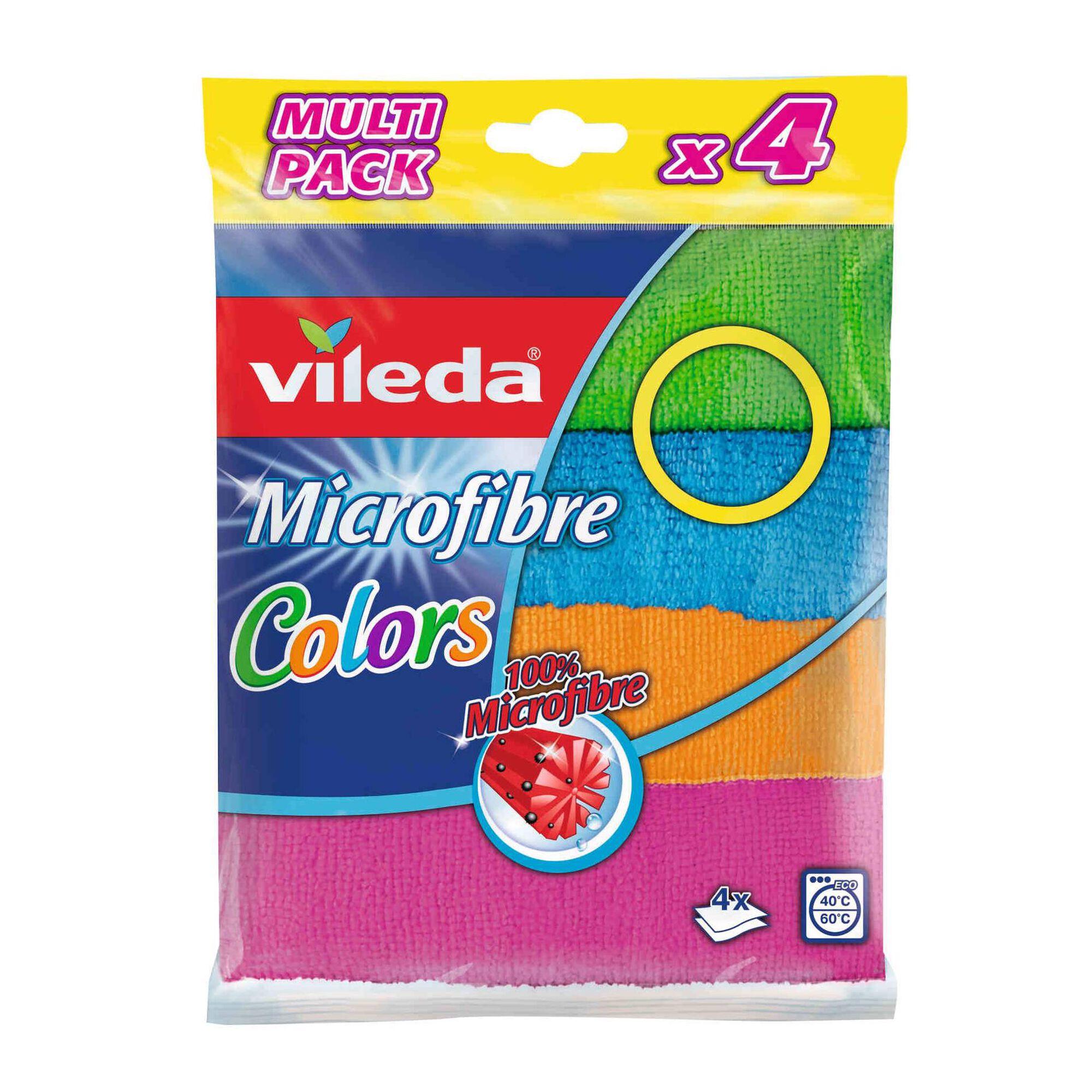 Pano Microfibras Cores