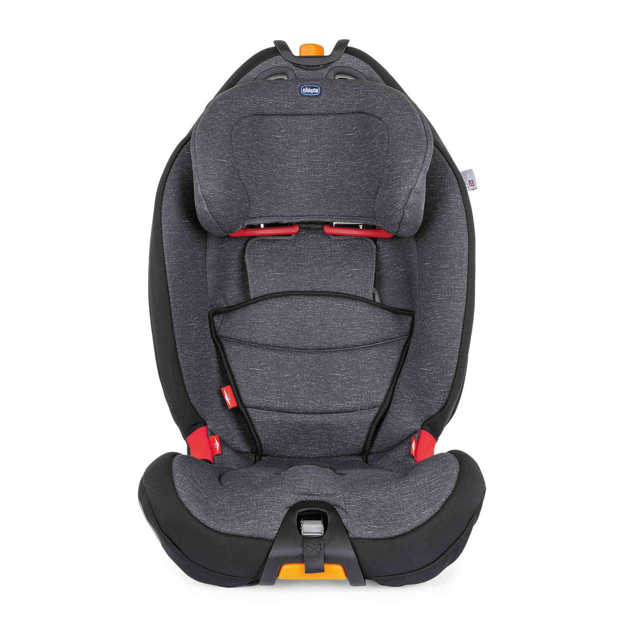 Cadeira Auto Grupo 1/2/3 Cinza Gro-Up Ombra, , hi-res
