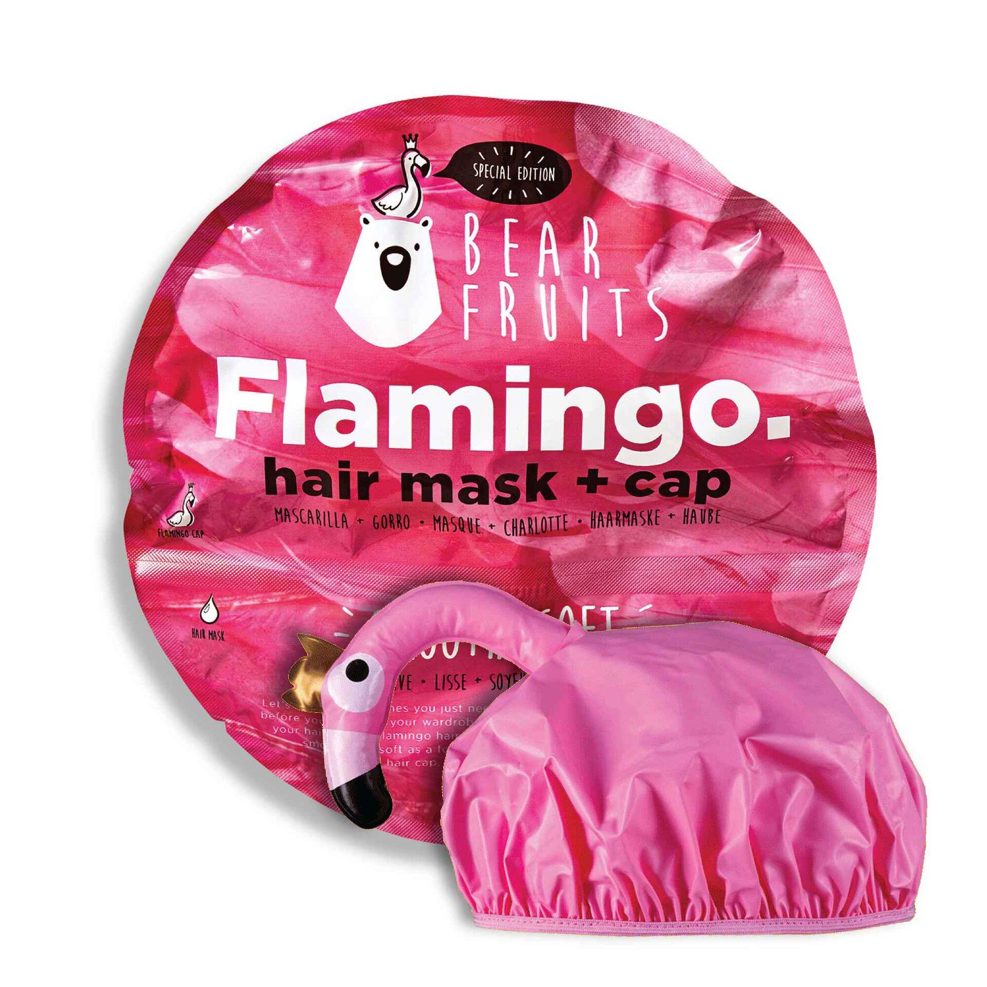 Máscara Cabelo Flamingo