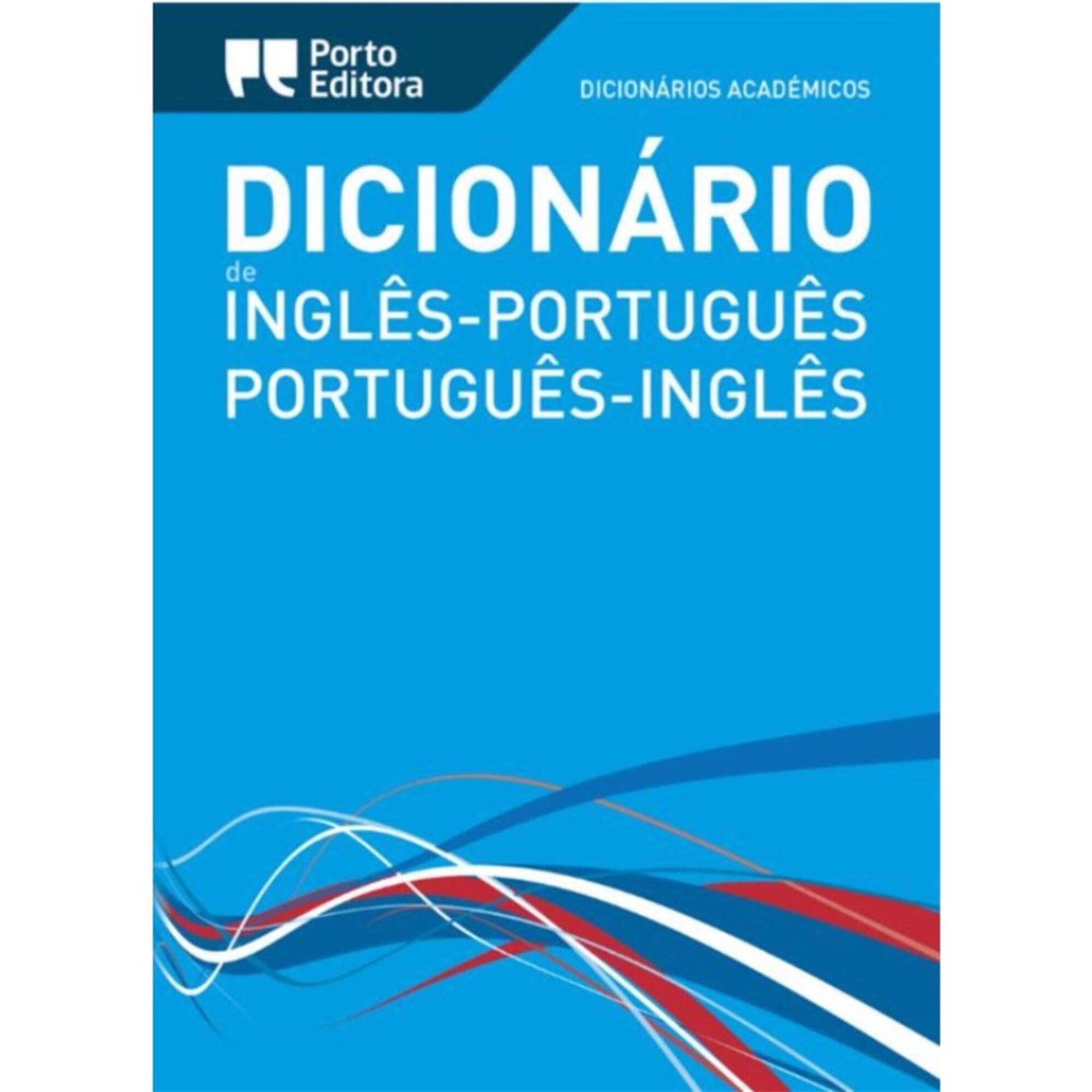 Dicionário Académico Duplo Inglês-Português