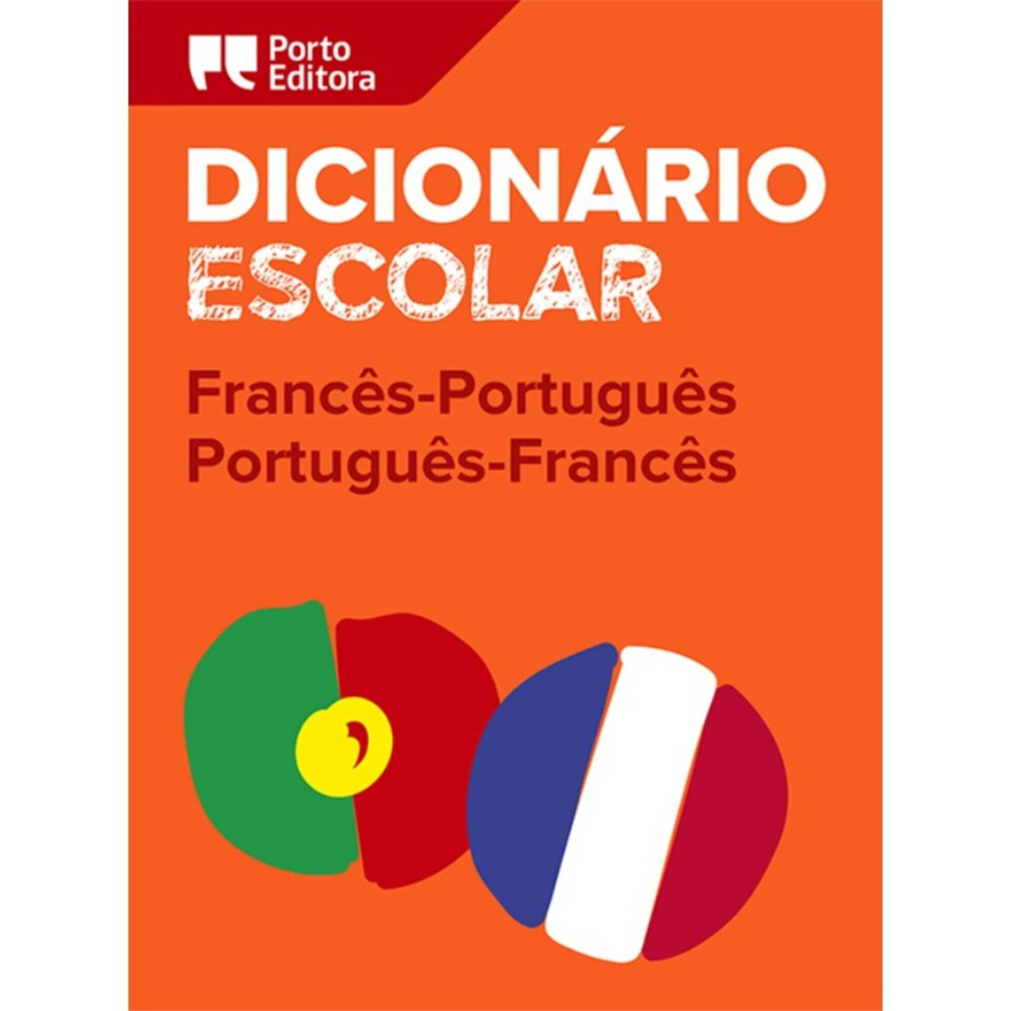 Dicionário Escolar Português-Francês/Francês-Português