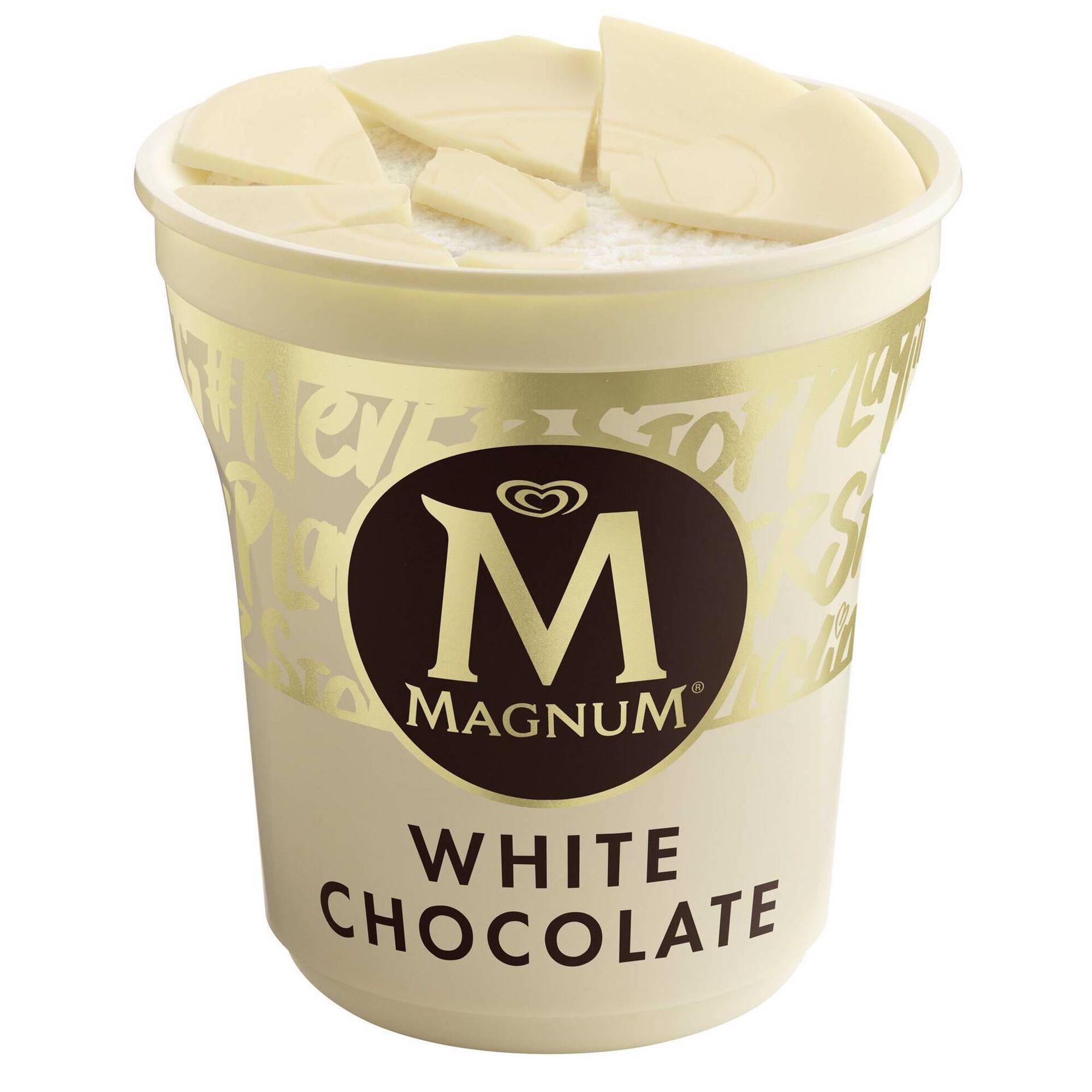 Gelado White Chocolate