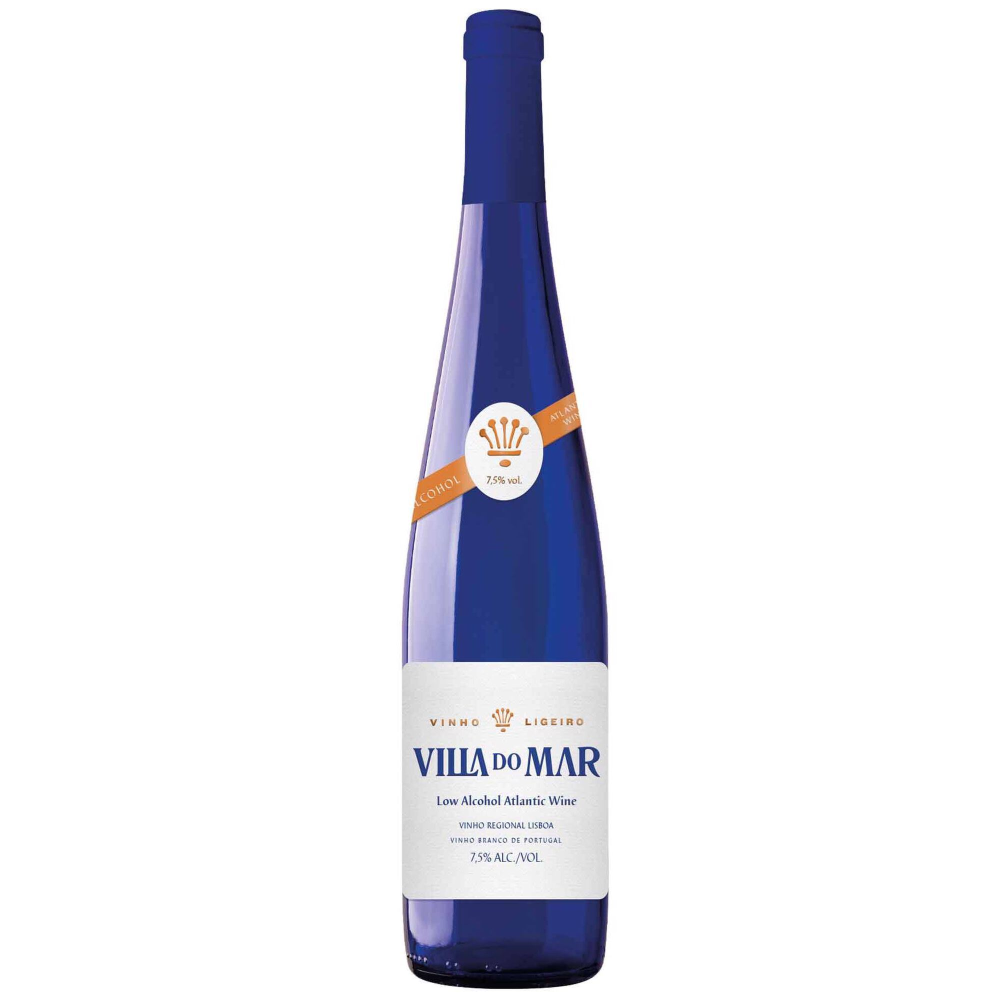 Villa do Mar Low Alcohol Vinho Regional Lisboa Branco