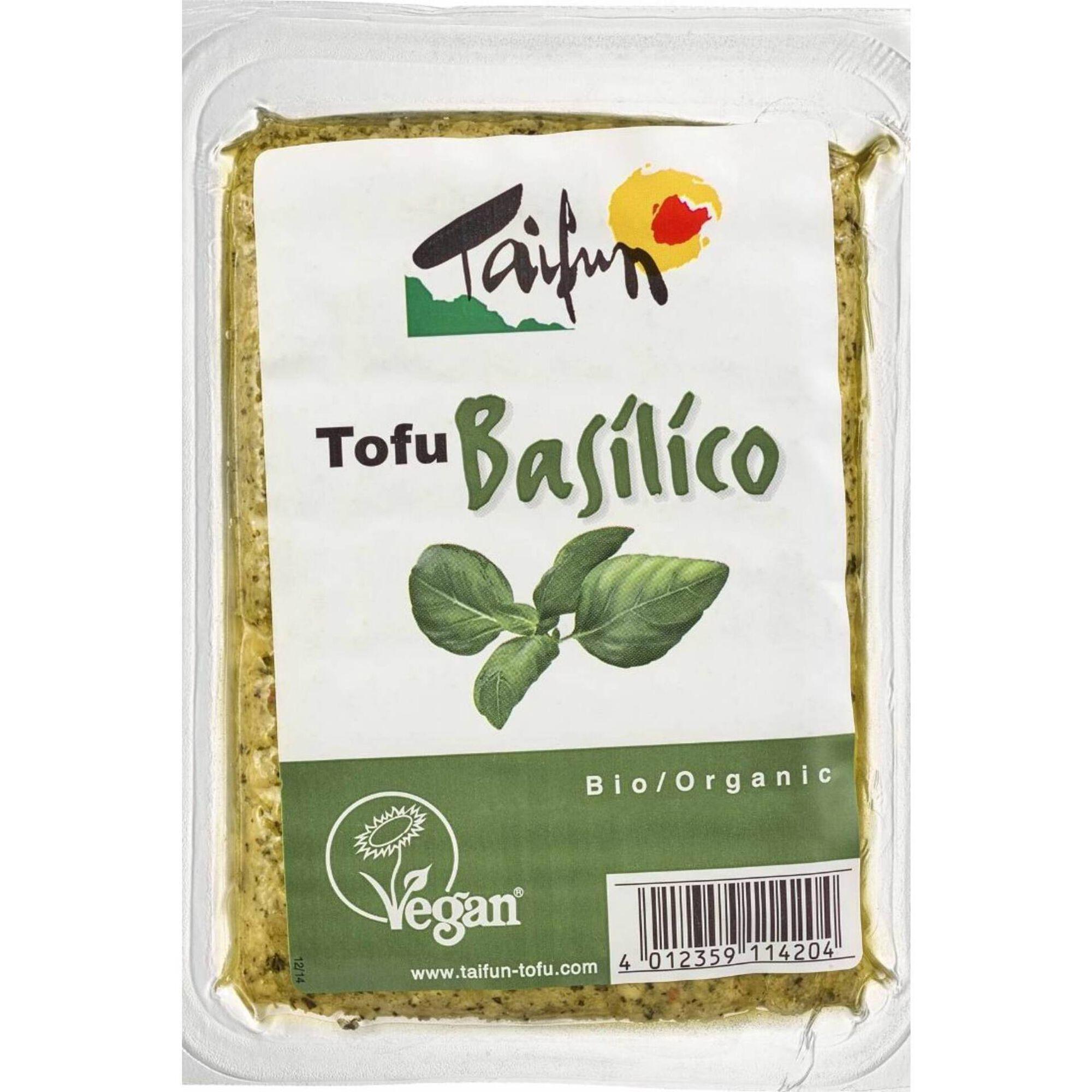 Tofu Basílico Biológico
