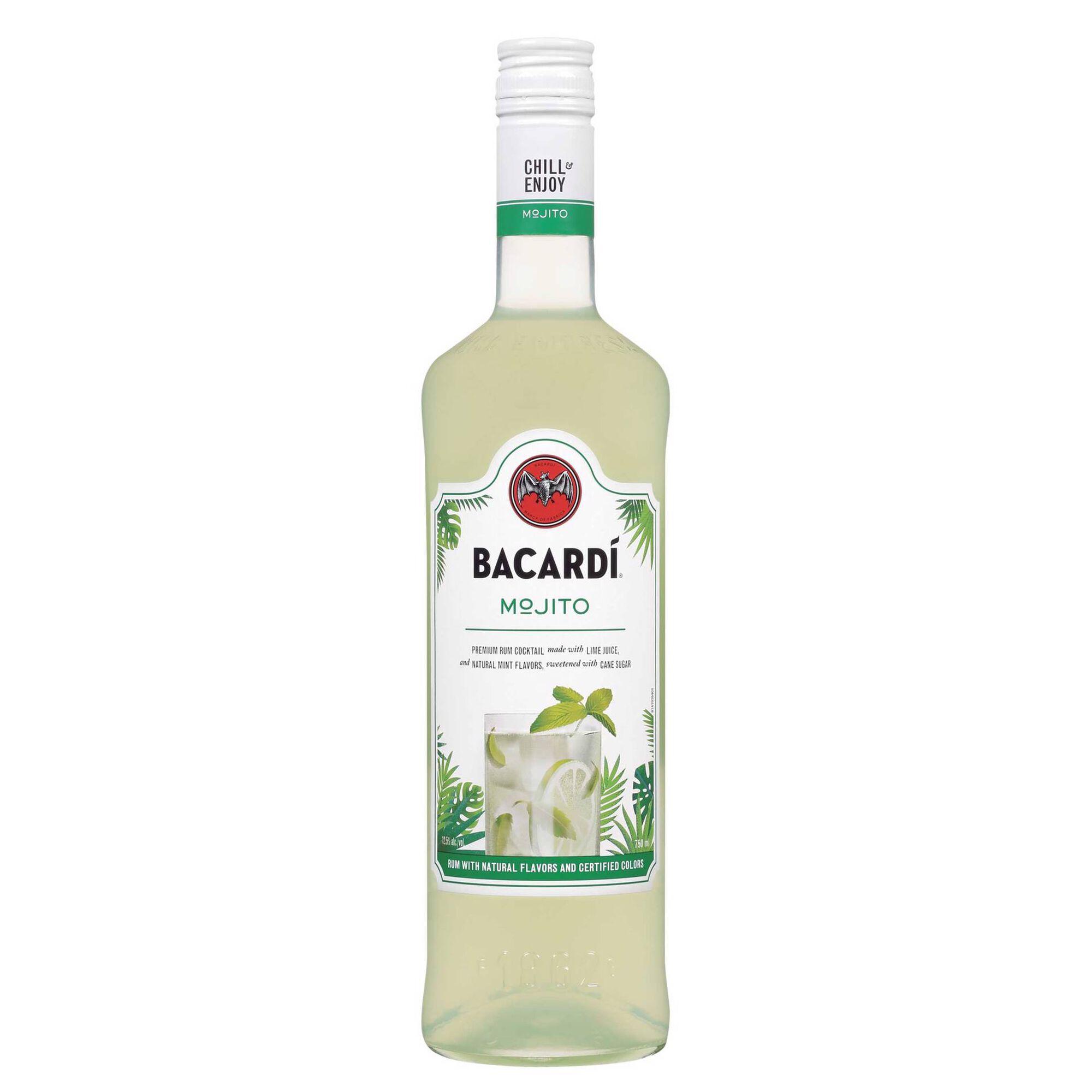 Cocktail Mojito Bacardi