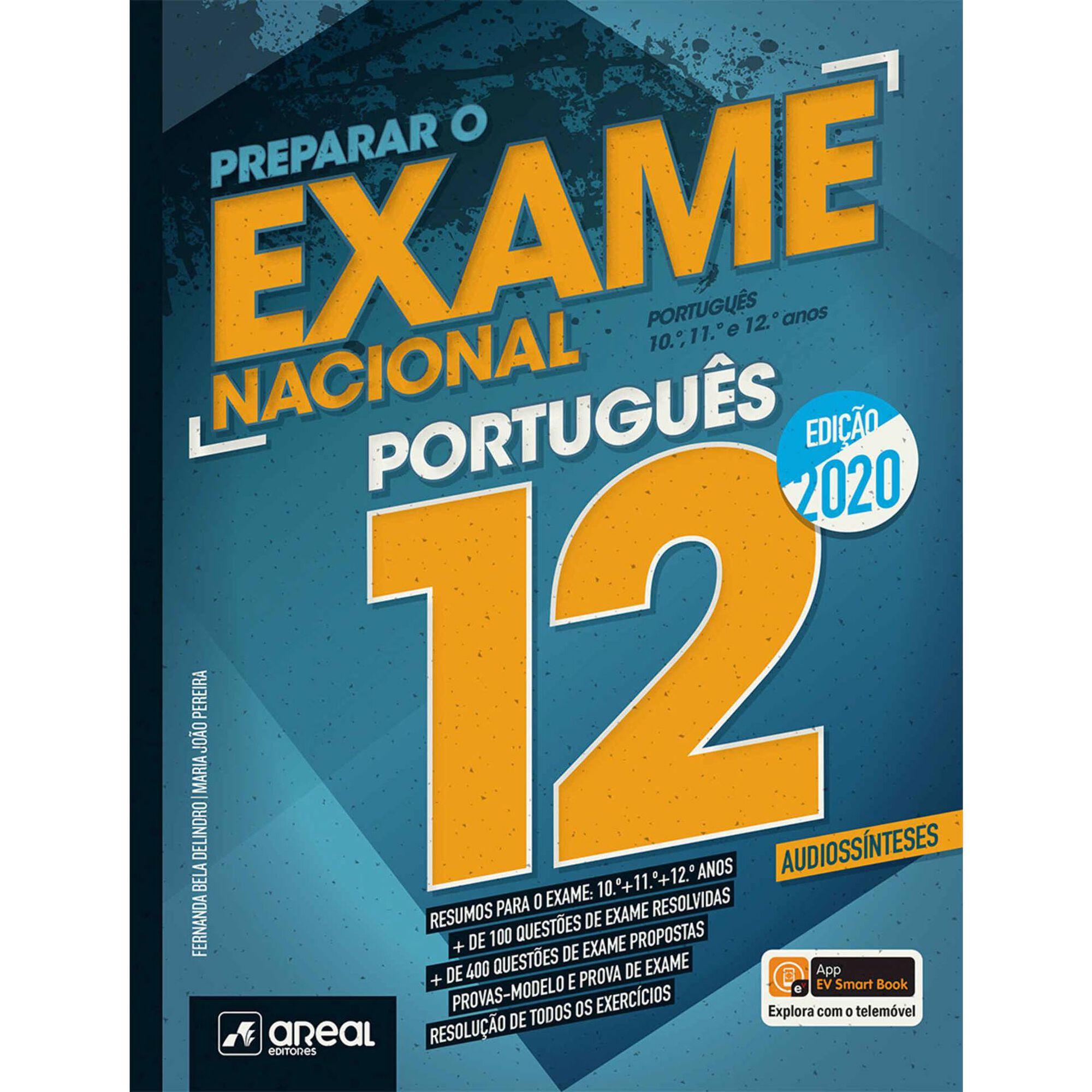 Preparar o Exame Nacional 2021 - Português - 12º Ano