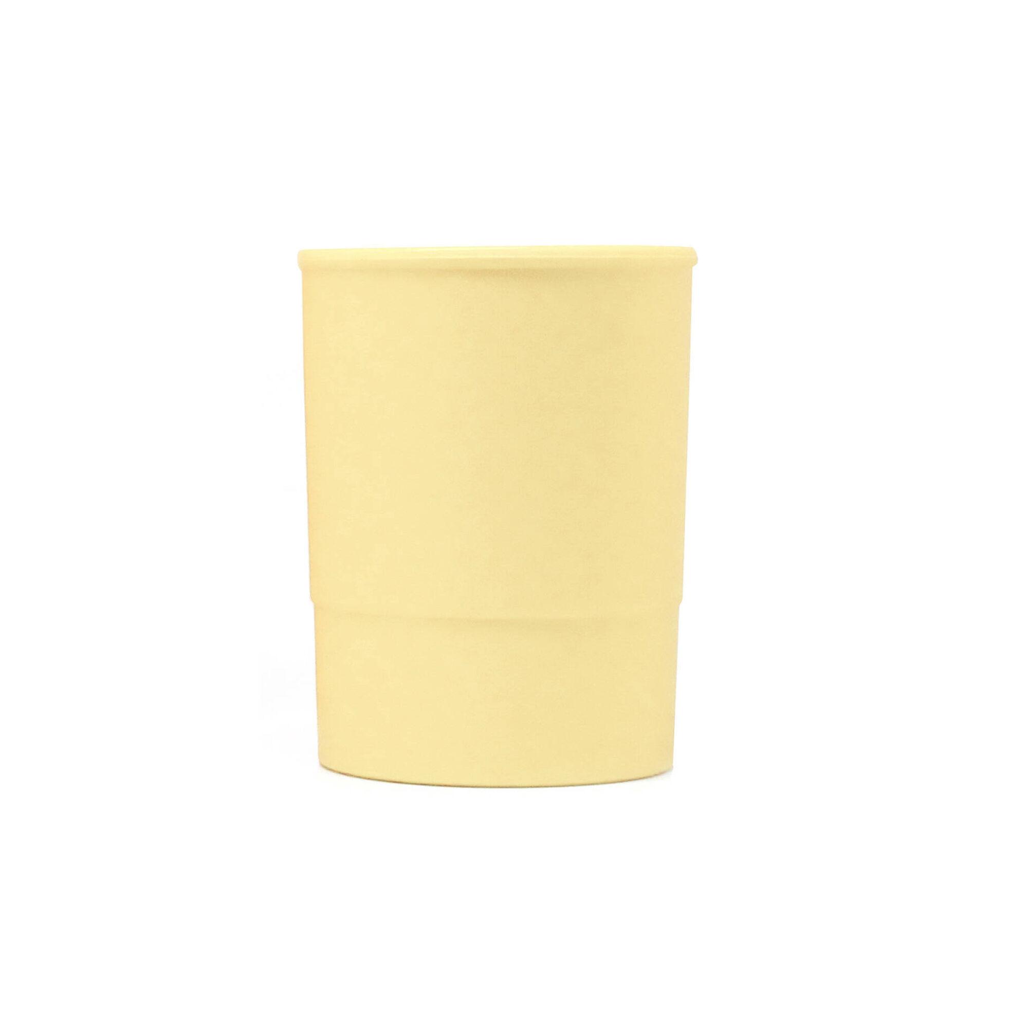 Copo Porta Lápis Amarelo