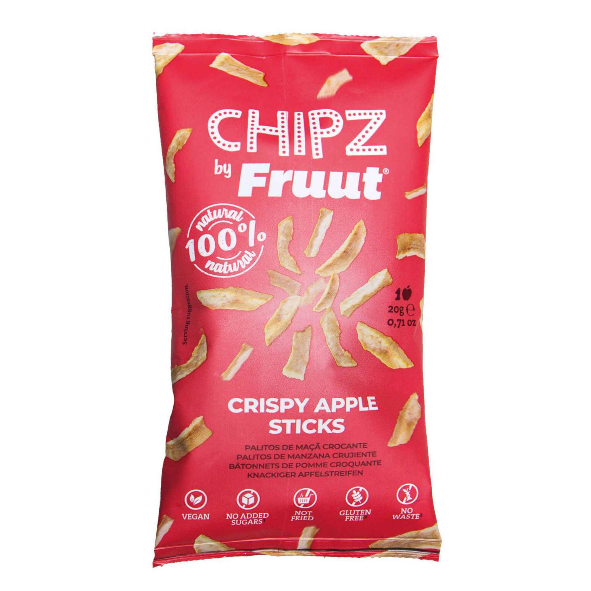 Snack Chipz Maçã sem Glúten