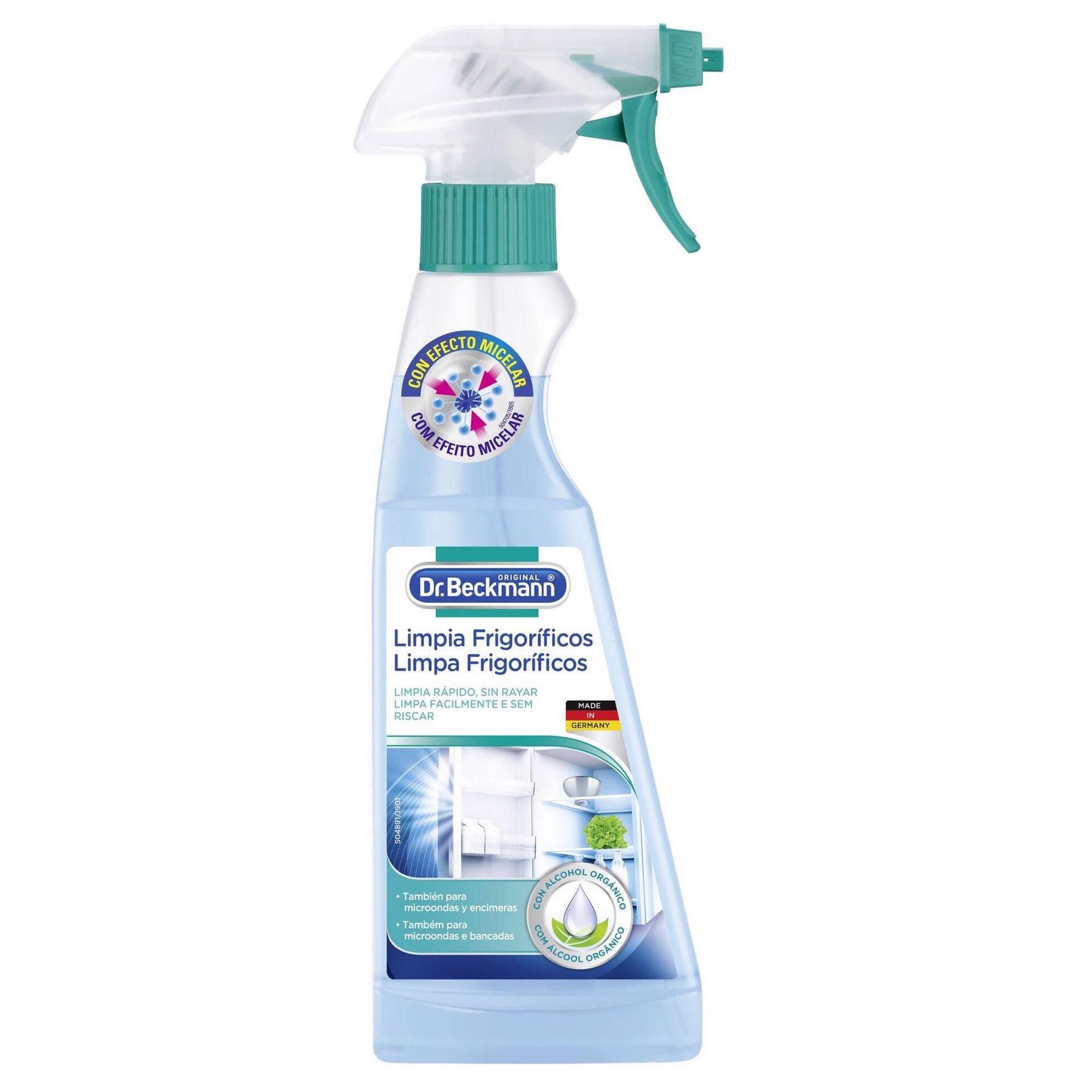 Limpa Frigoríficos Spray Bio-Álcool