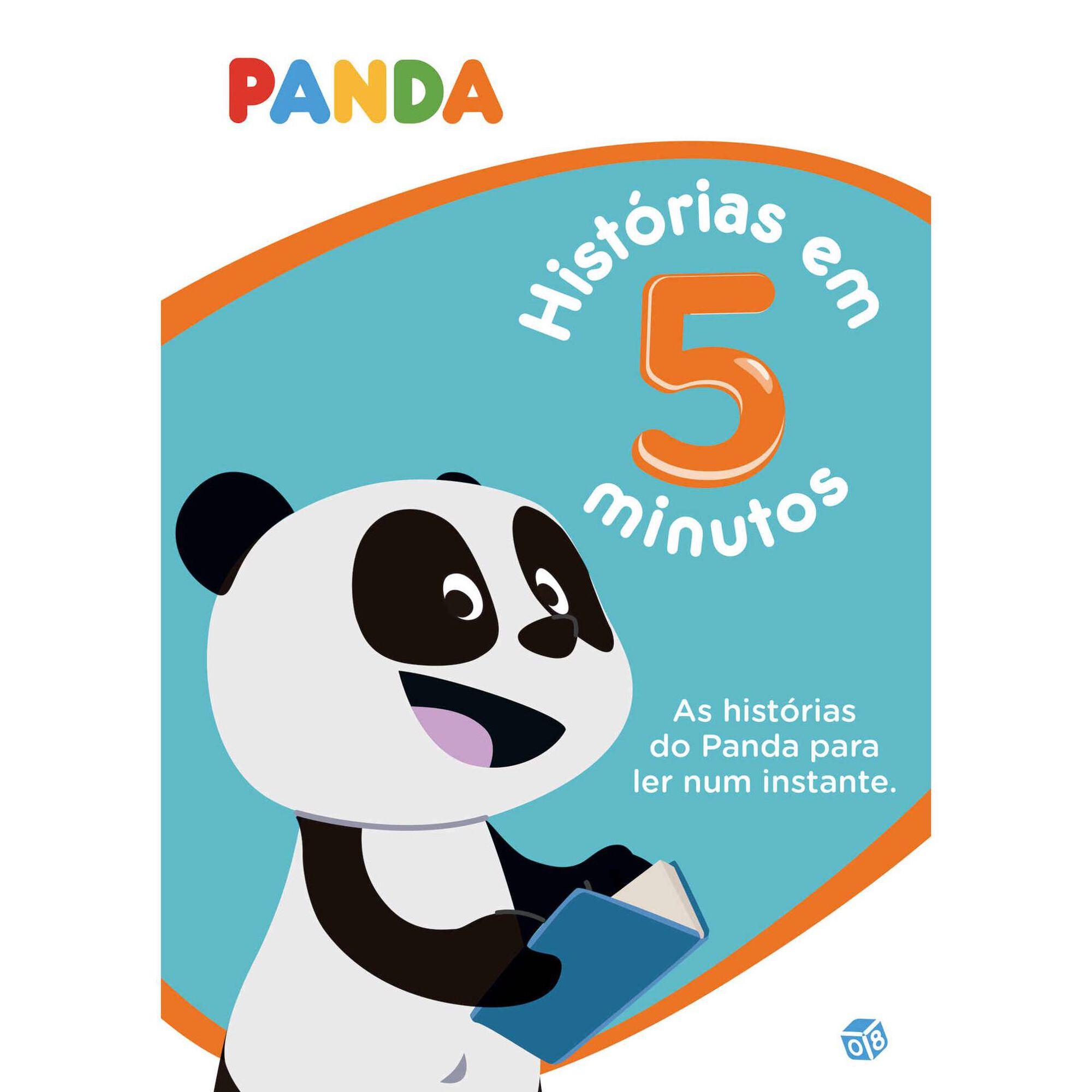 Panda - Histórias em 5 Minutos