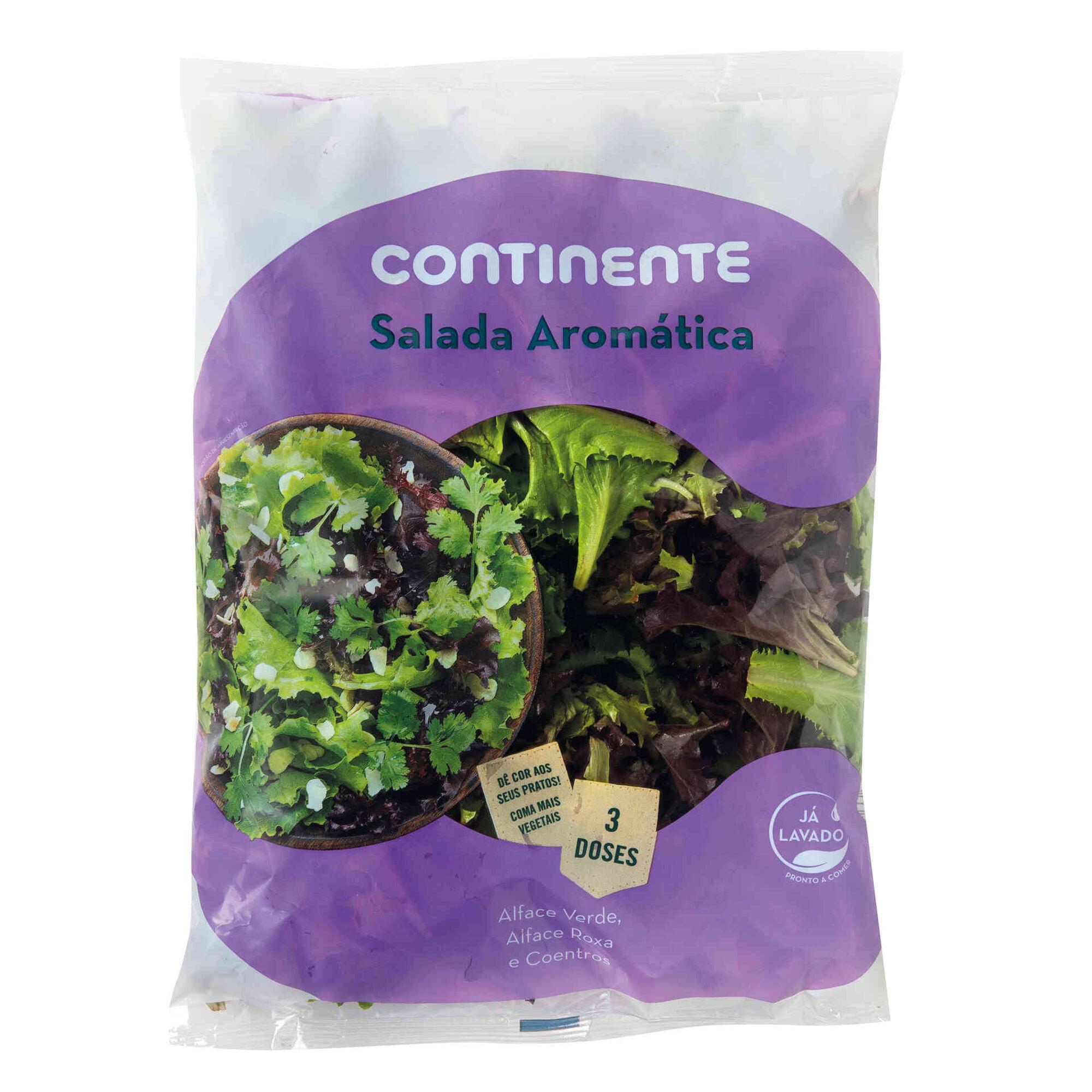 Salada Aromática