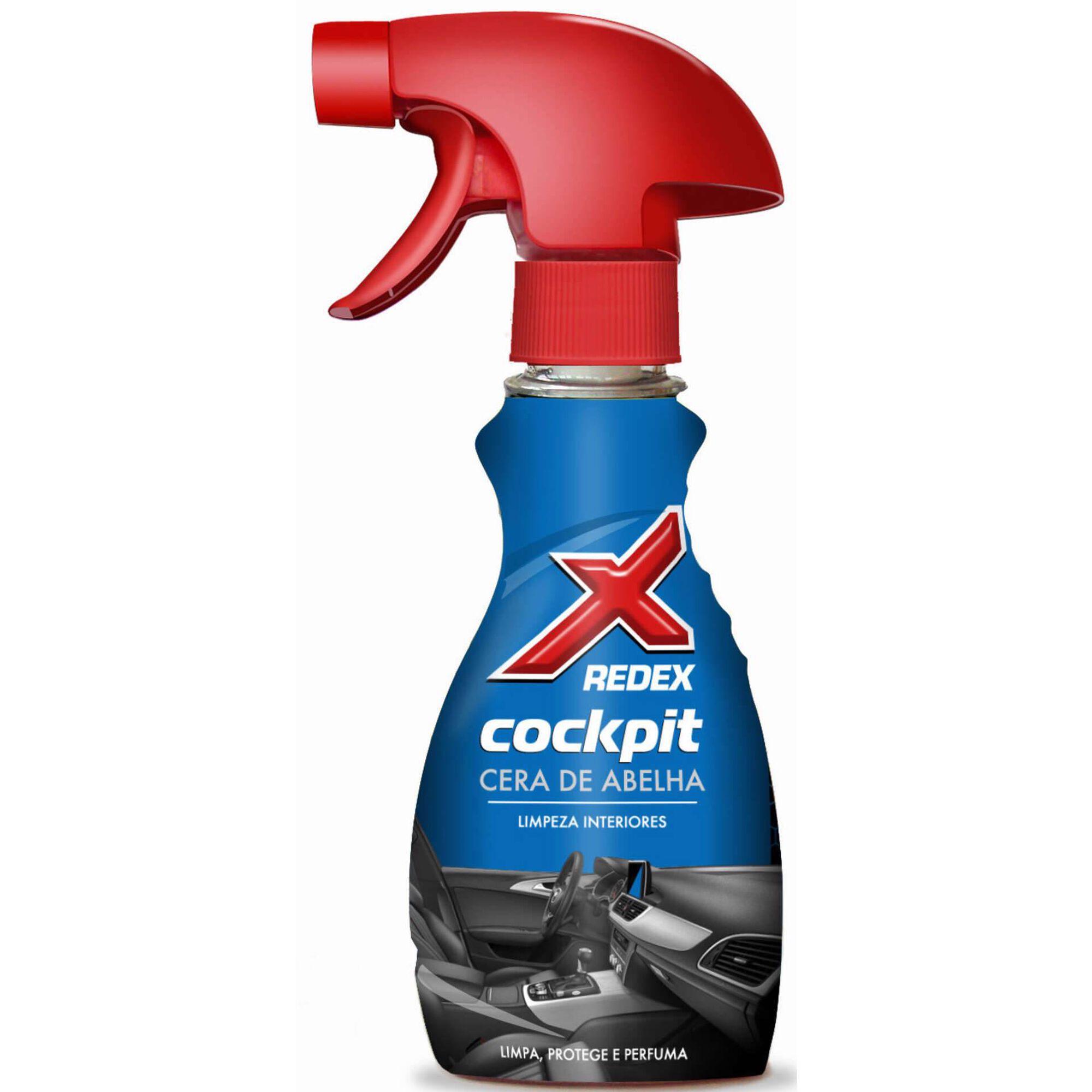 Spray Cockpit Cera Abelhas 200ml