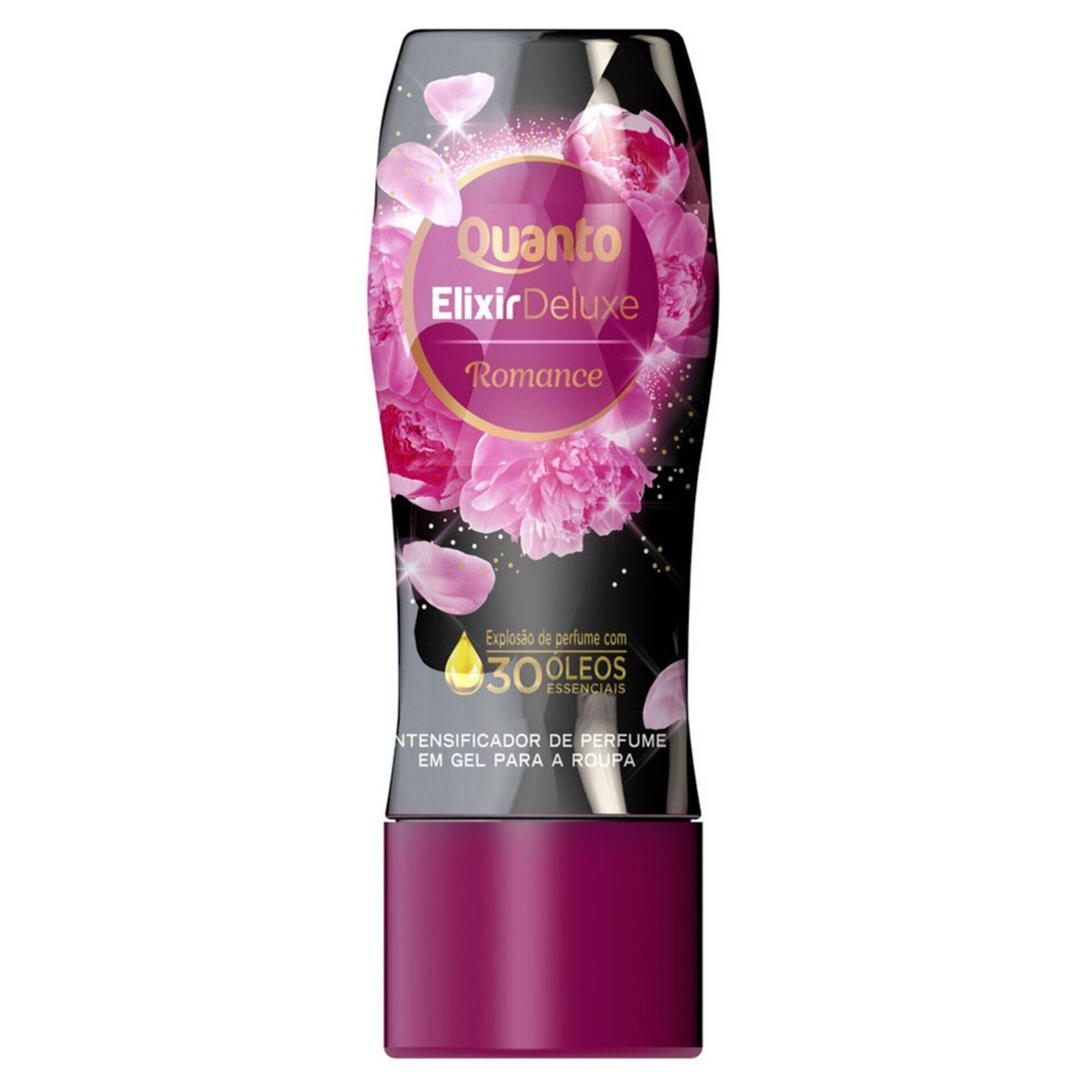 Intensificador Perfume Gel Elixir Romance