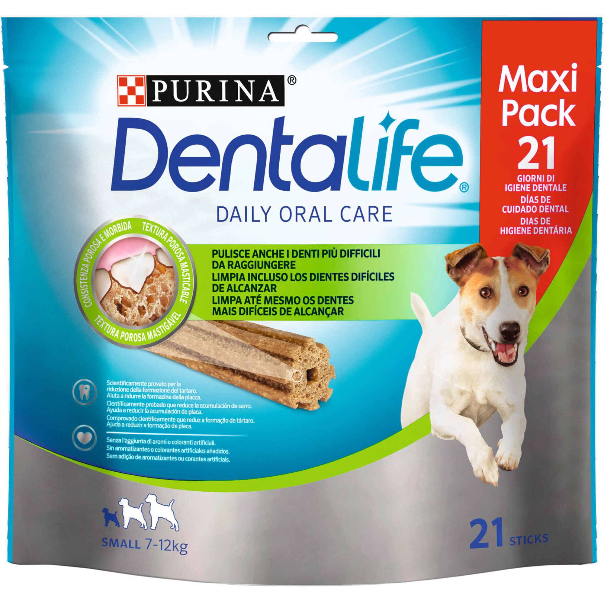 Snack para Cão Mini Higiene Oral Diária