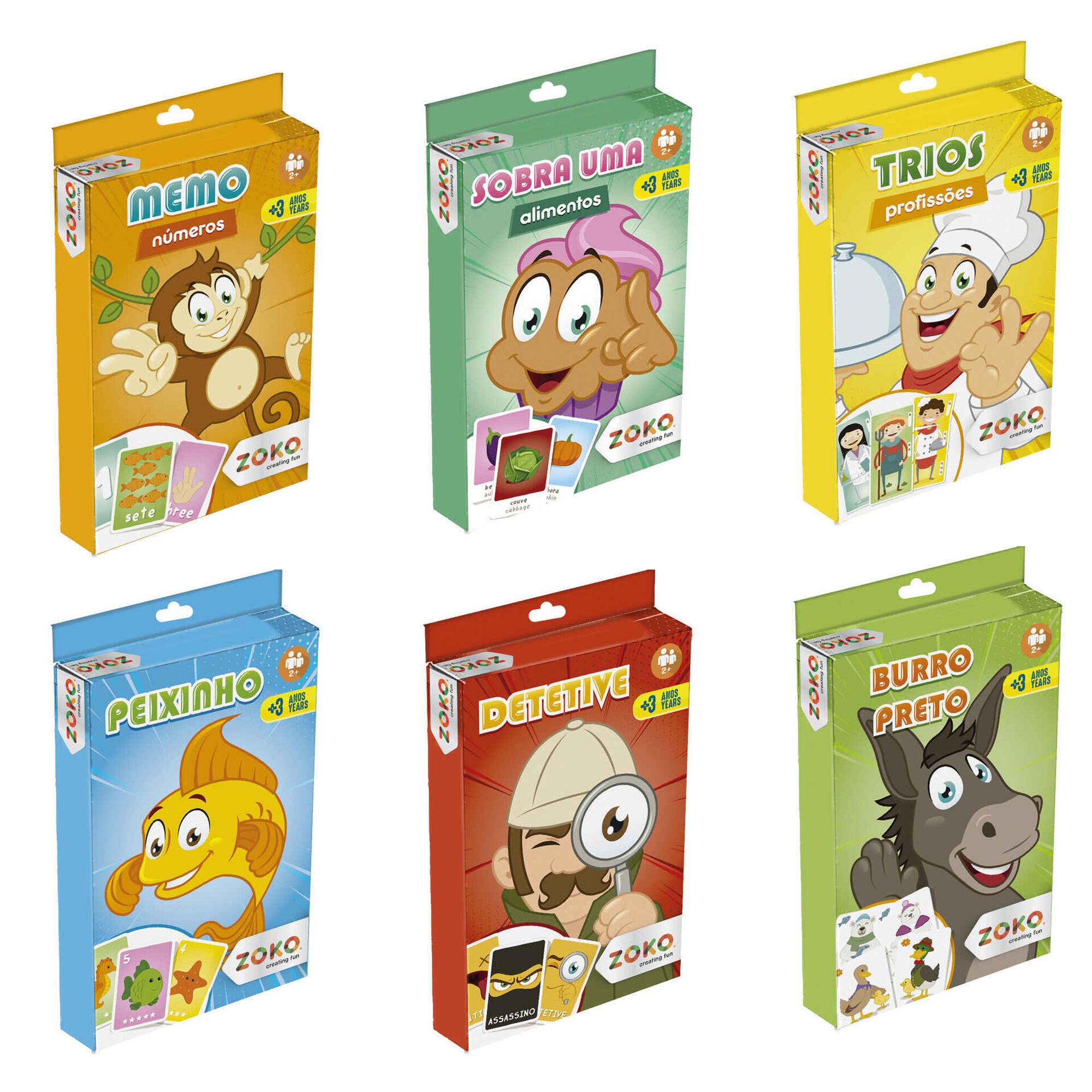 Cartas Infantis (vários modelos)