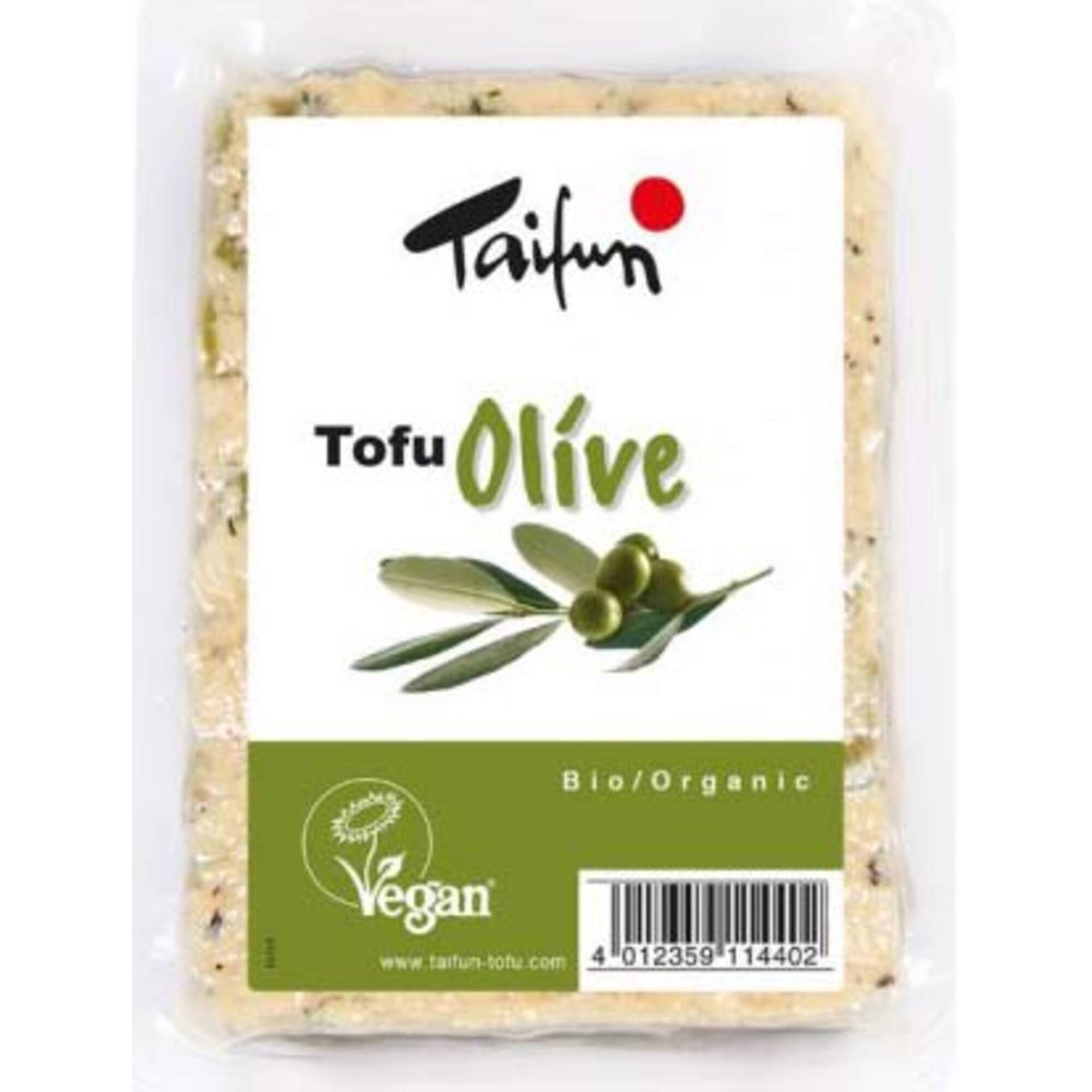 Tofu Olive Biológico
