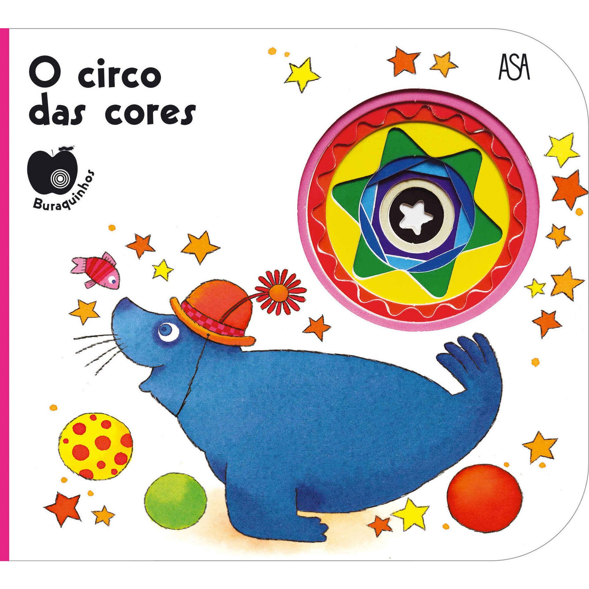 Buraquinhos - O Circo das Cores