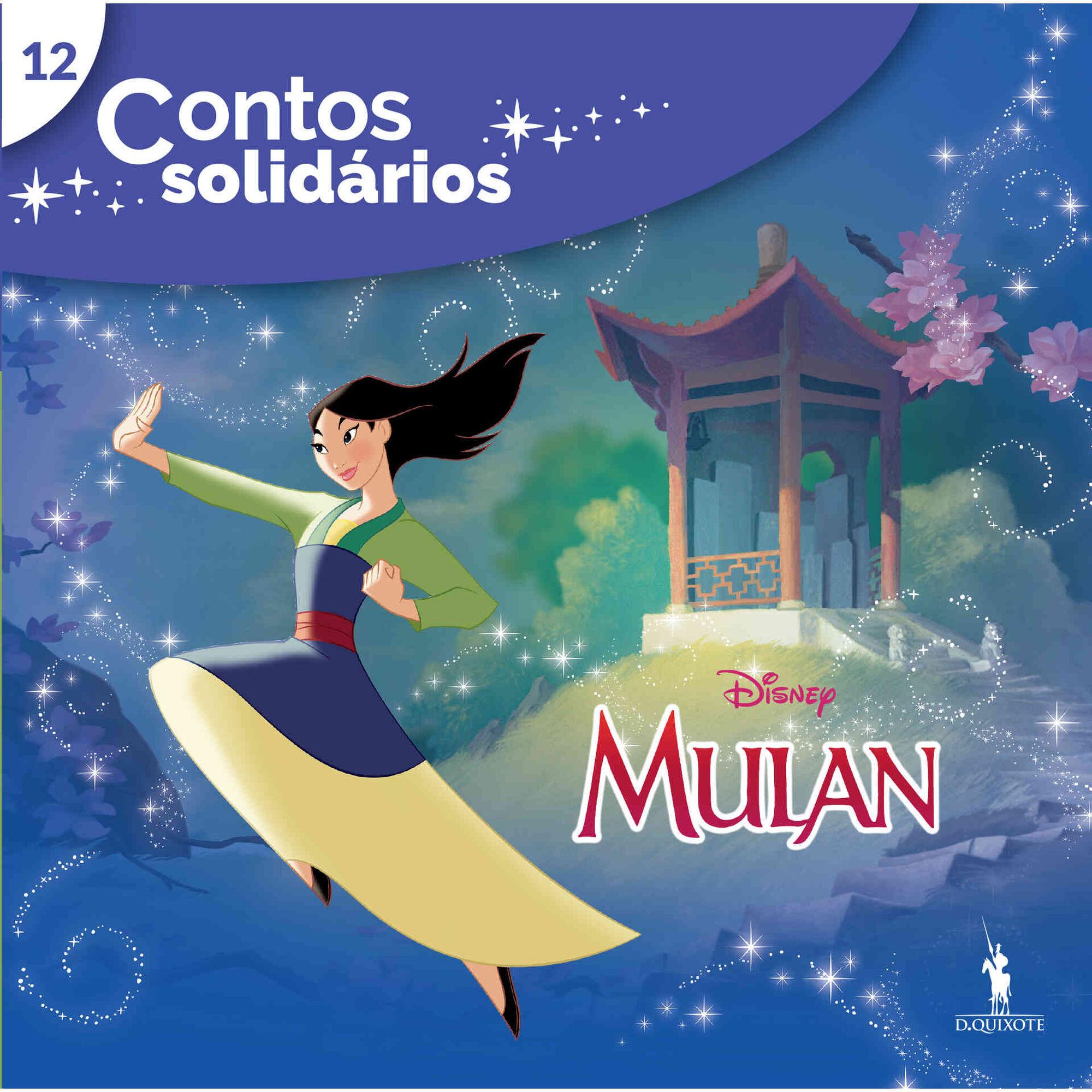 Contos Solidários 12 - Mulan