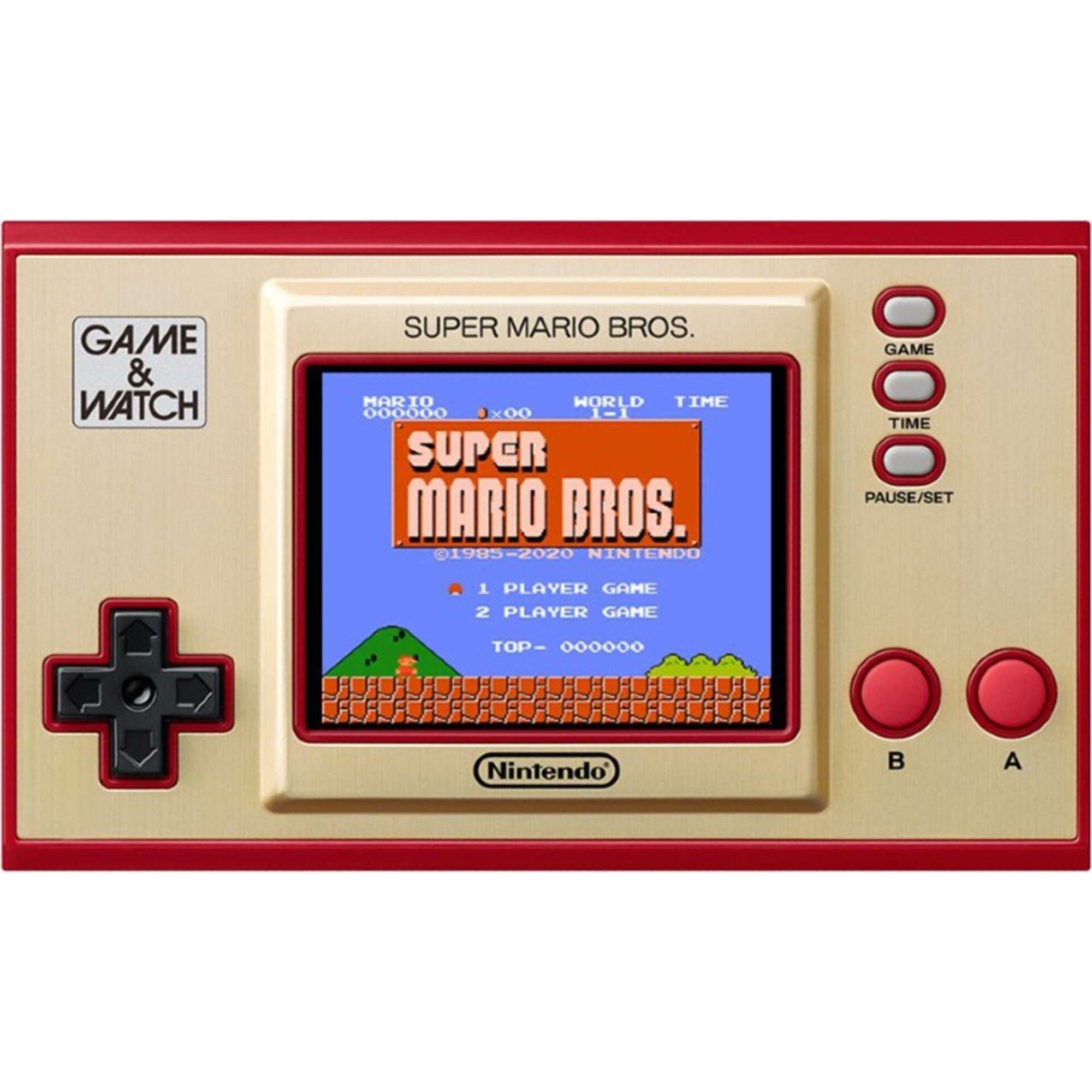 Consola Game & Watch: Super Mario Bros