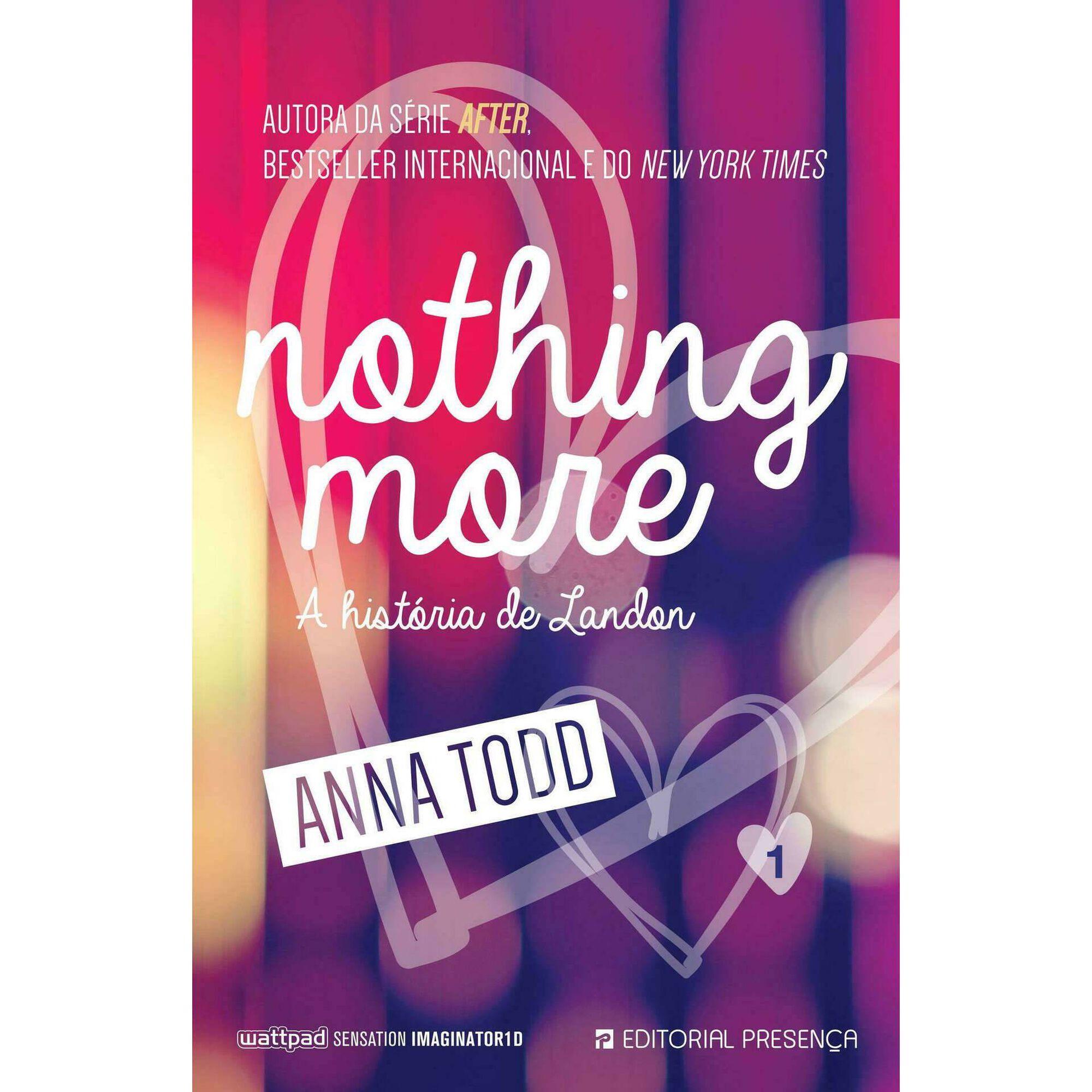 Nothing More - A História de Landon (volume 1)