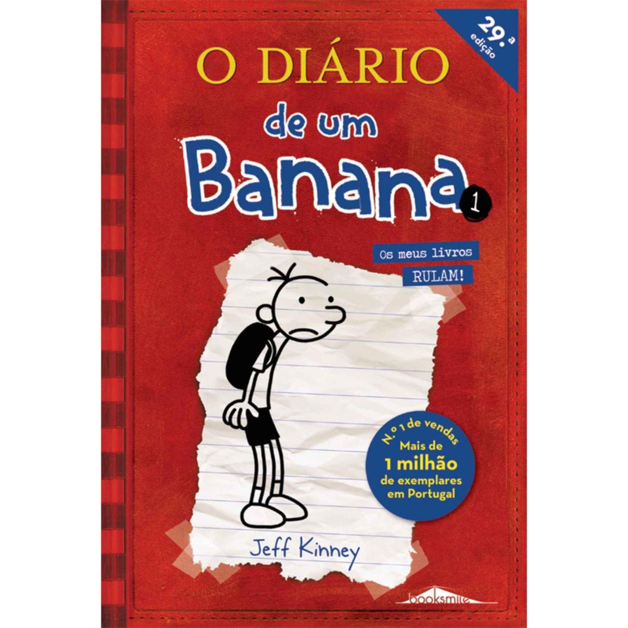 O Diário de um Banana 1 - Um Romance com Cartoons