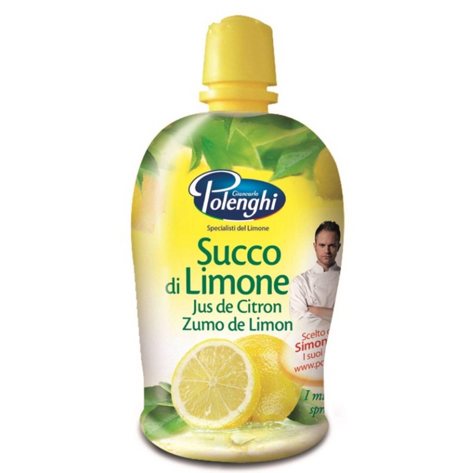 Tempero de Limão