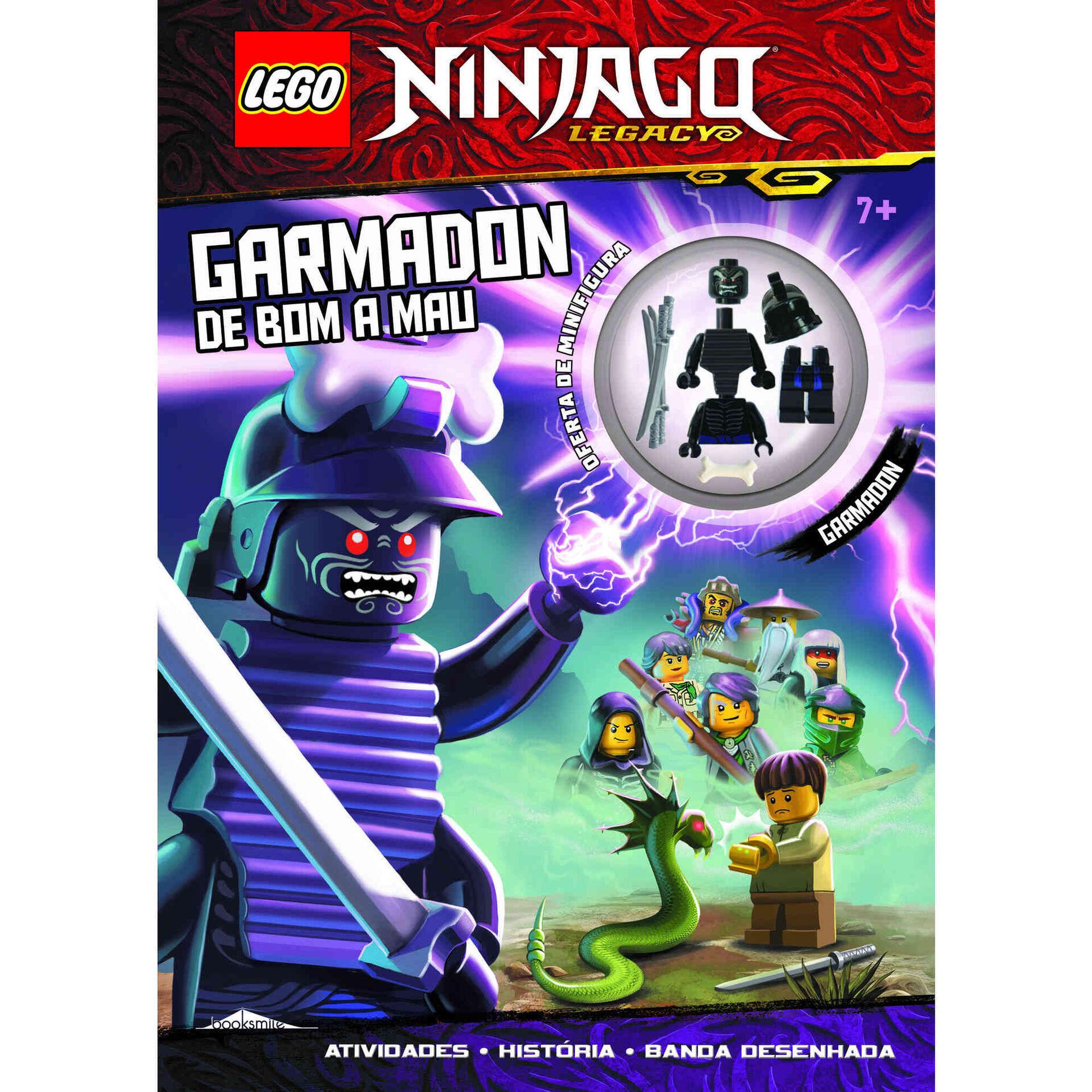 LEGO Ninjago - Garmadon: de Bom a Mau