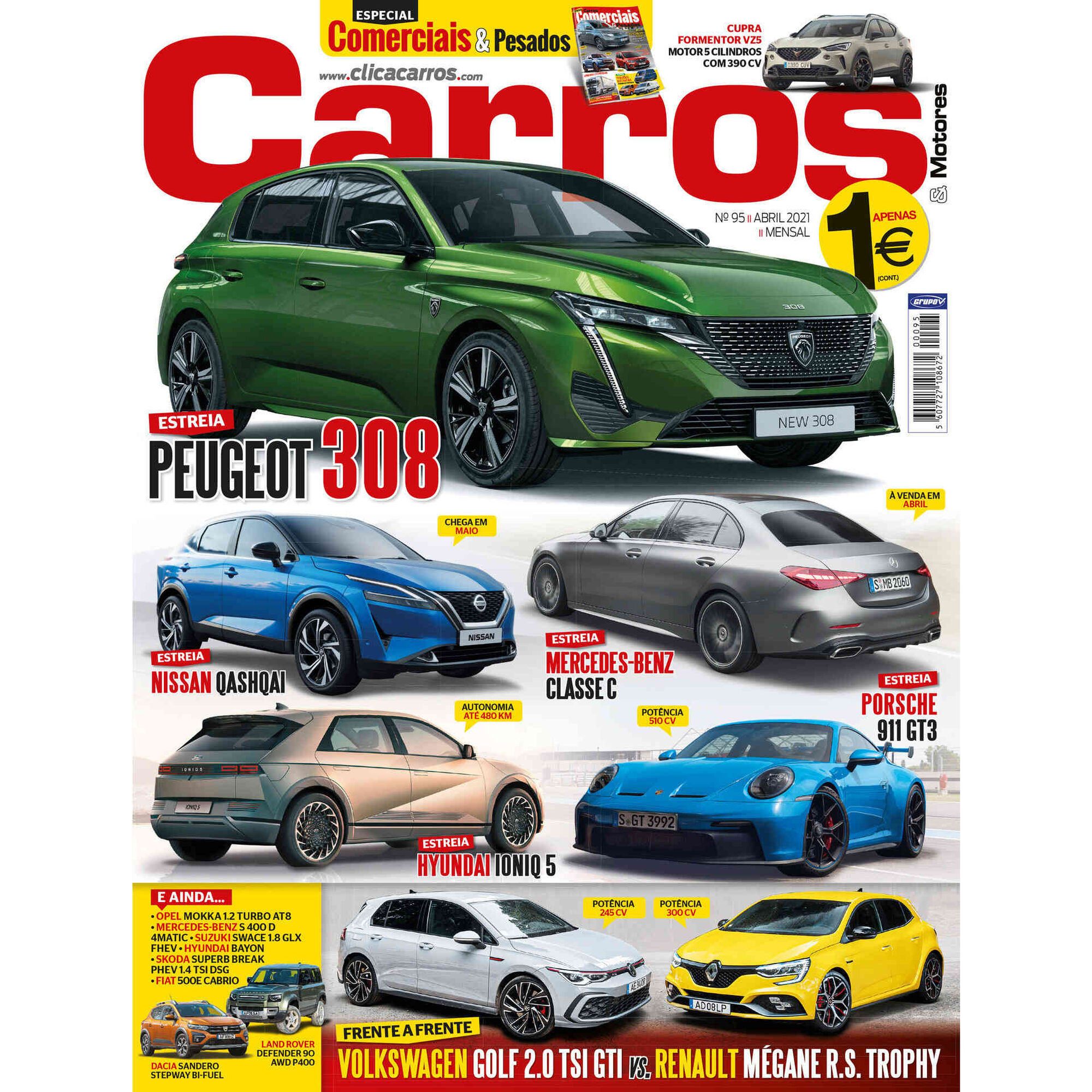 Revista Carros e Motores