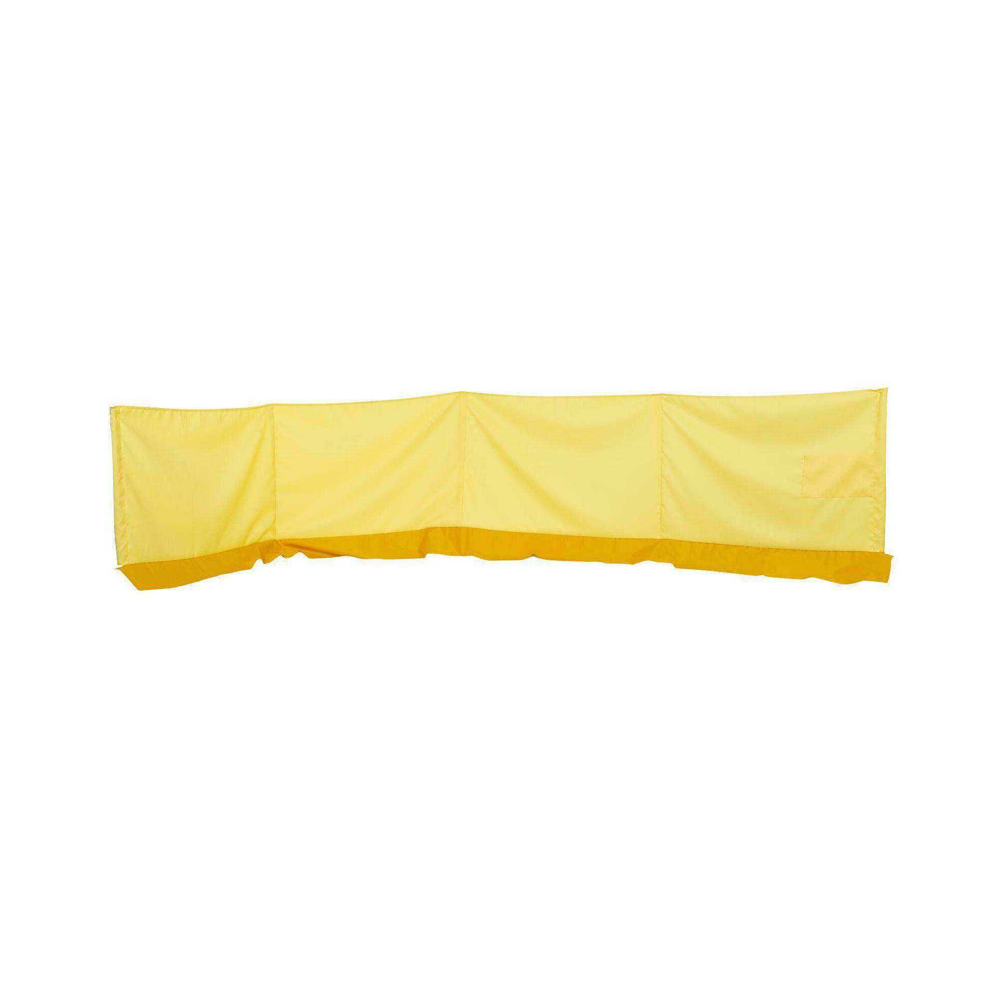 Para-vento 5 Paus Amarelo