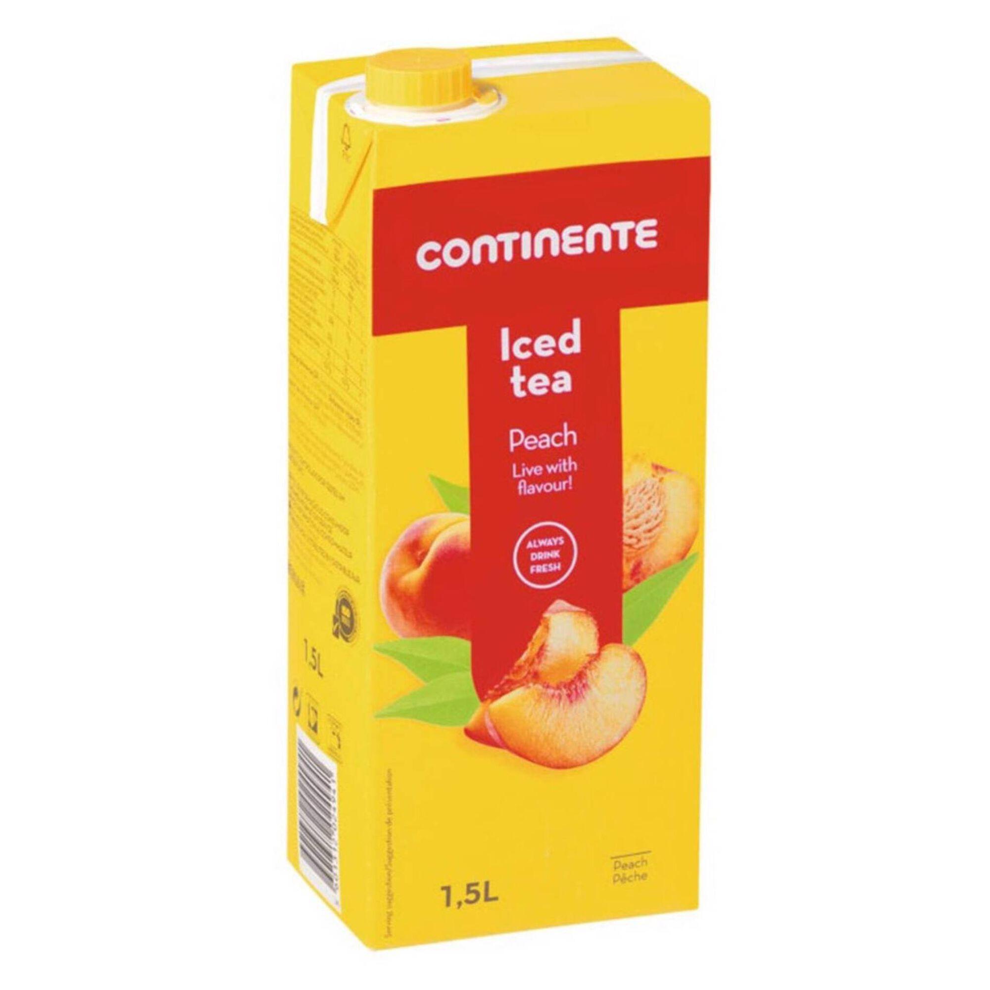 Iced Tea Pêssego