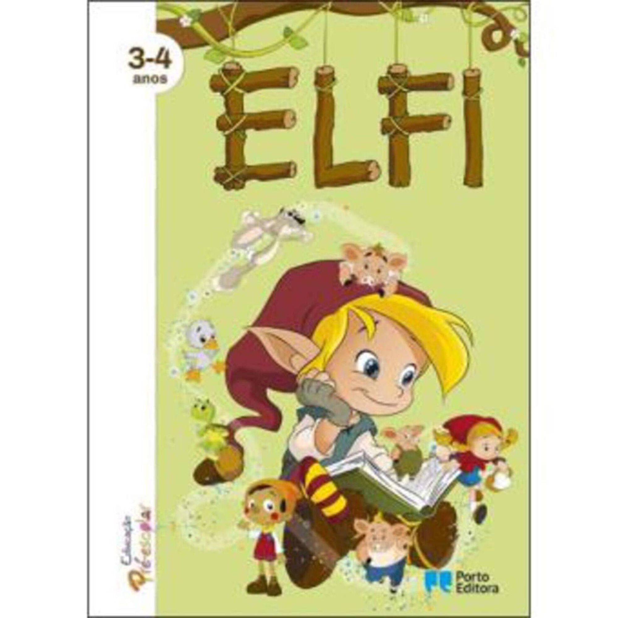ELFI - Educação Pré-Escolar 3-4 Anos