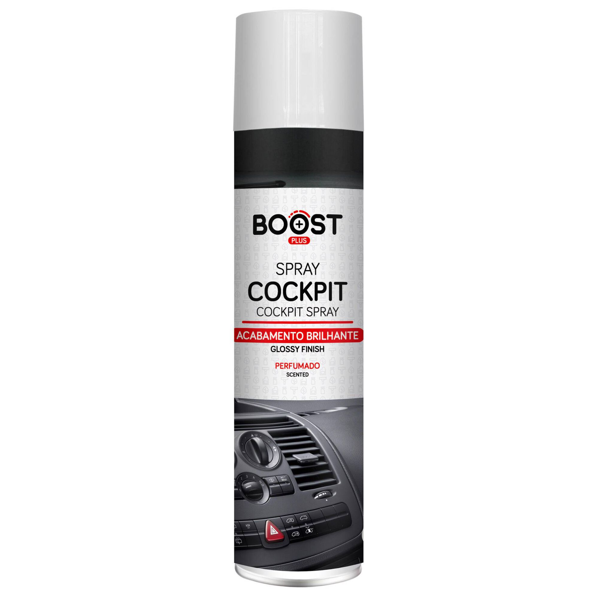 Spray Auto Cockpit 600ml