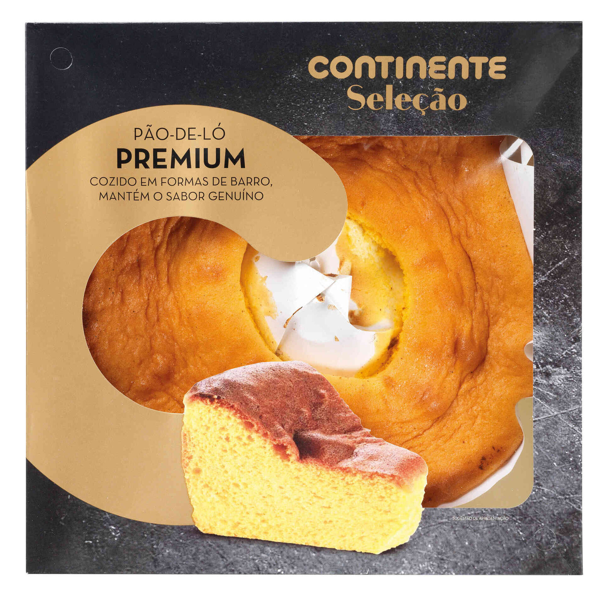 Pão de Ló Premium
