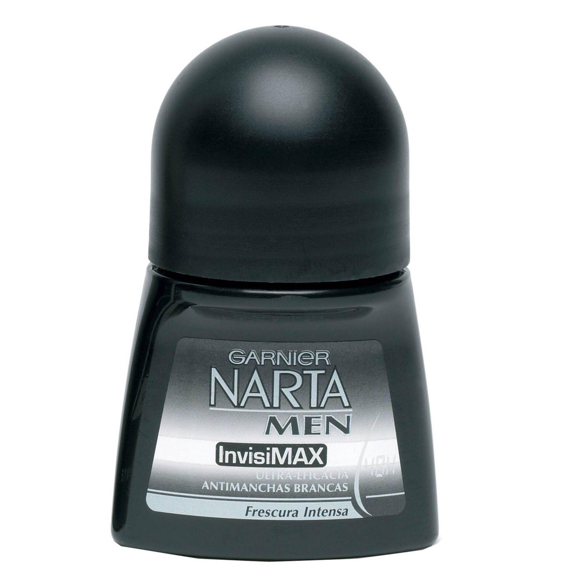 Desodorizante Roll On Narta Men InvisiMax