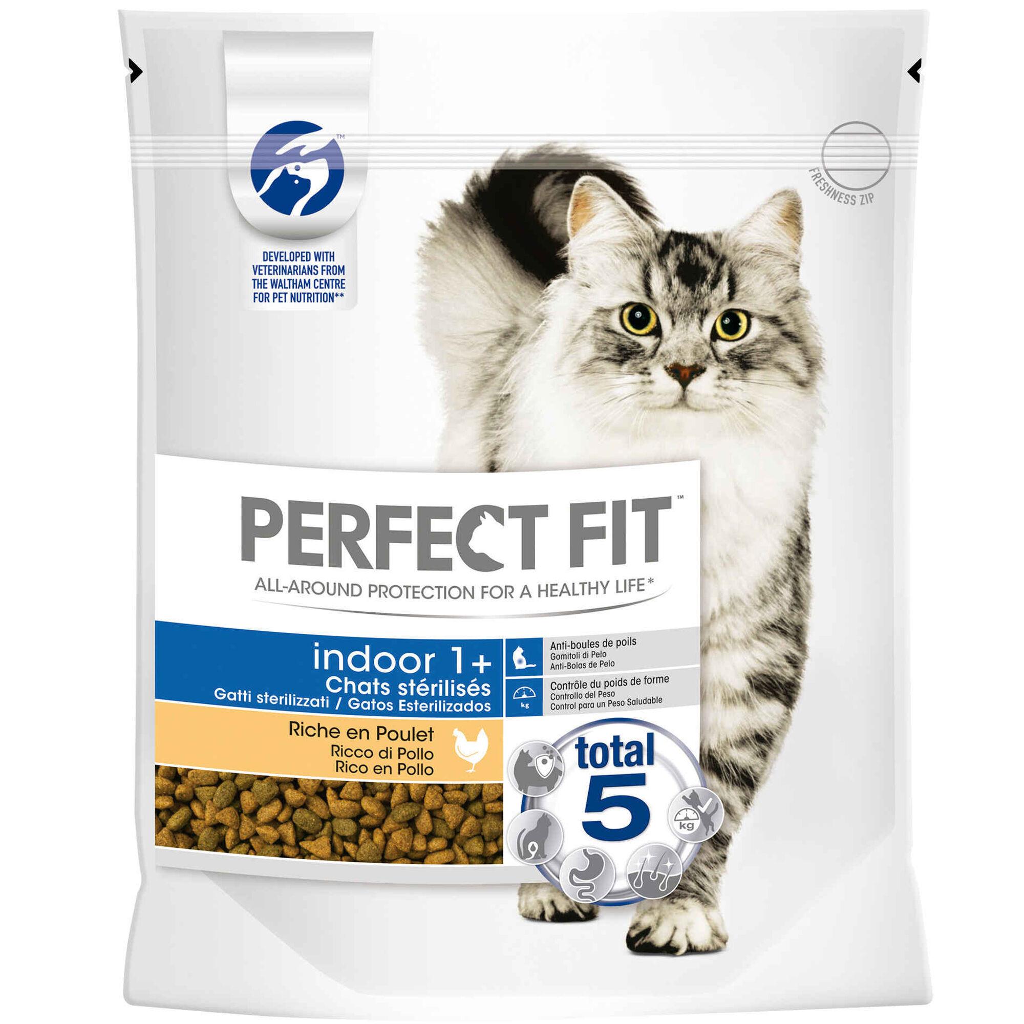 Ração para Gato Esterilizado Indoor Frango
