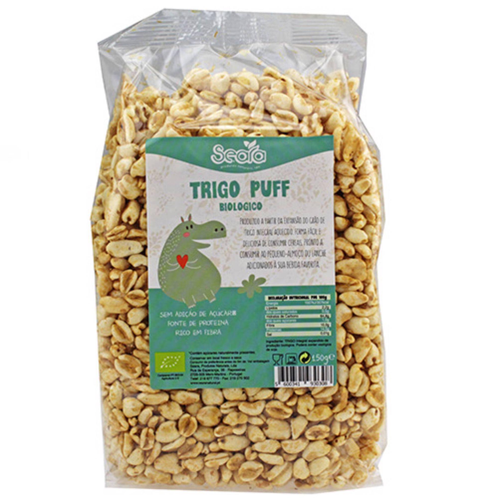 Trigo Puff Expandido Biológico