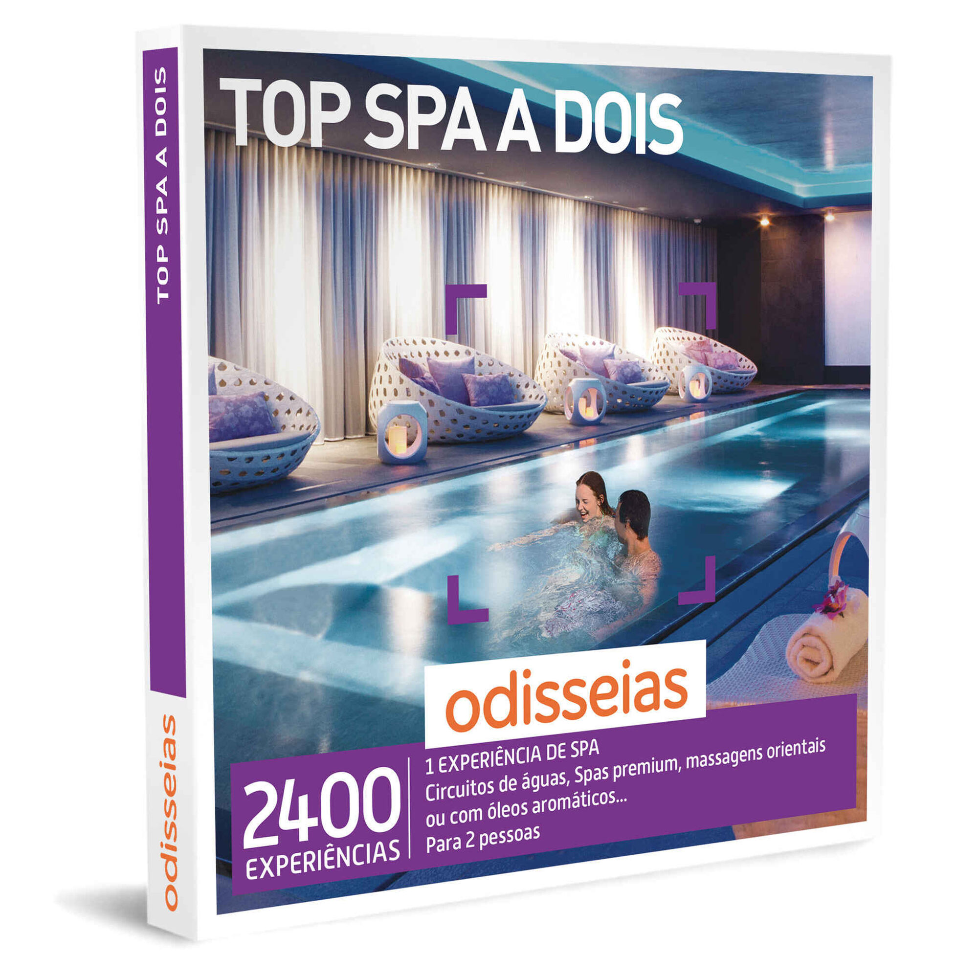 Top Spa a Dois
