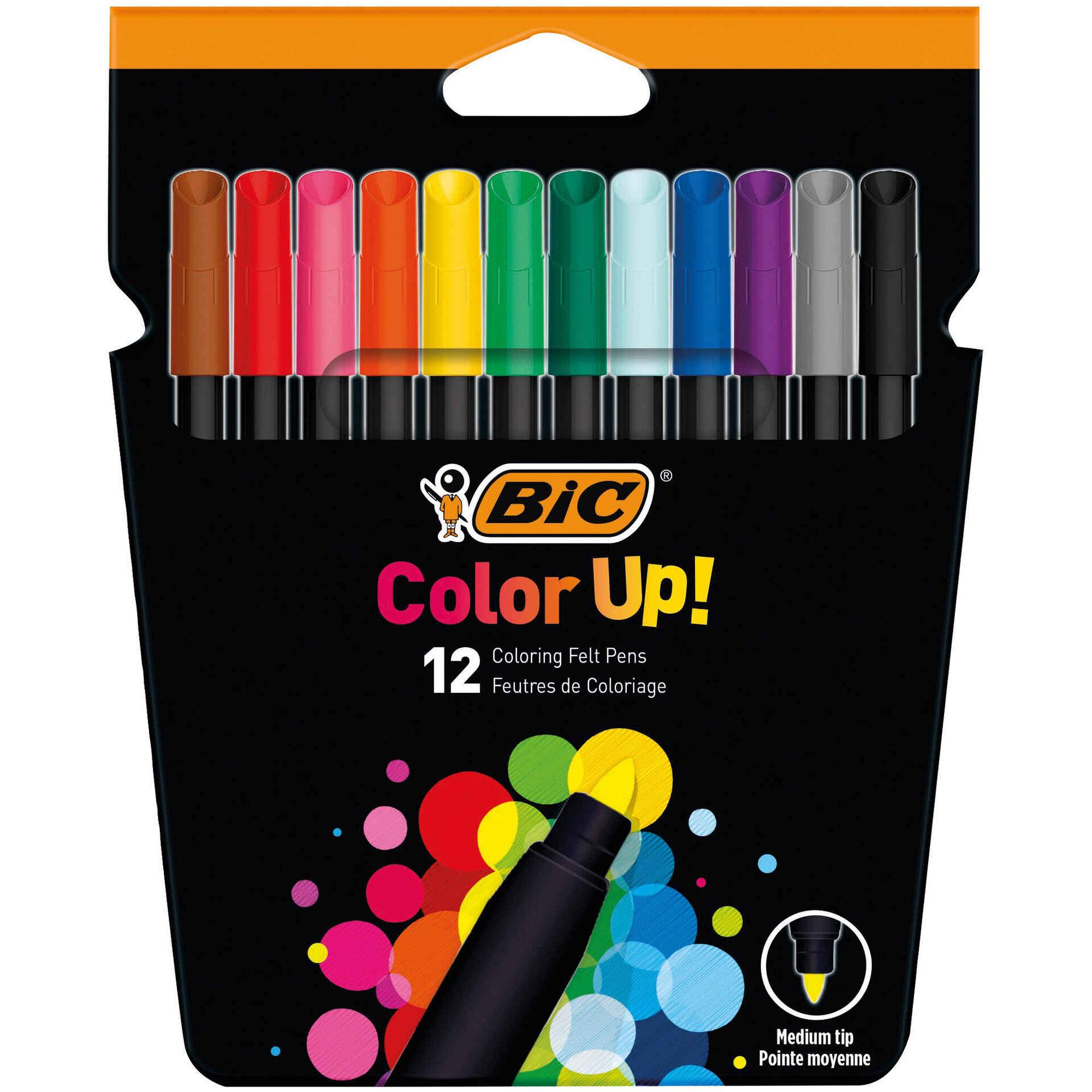 Marcadores de Colorir Intensity Up