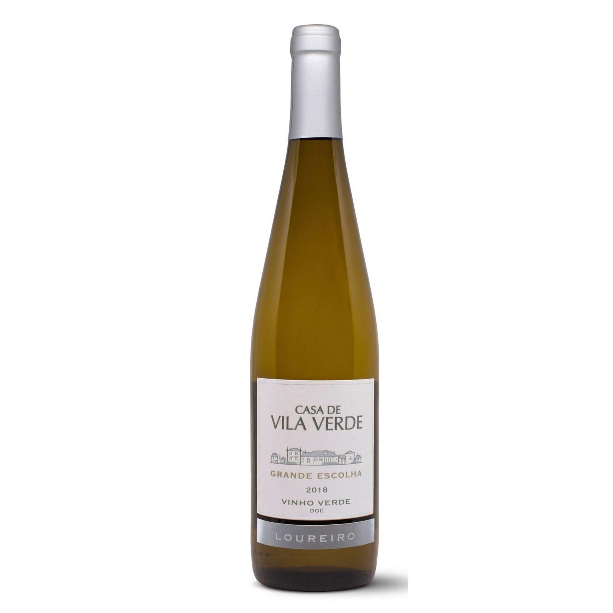 Casa de Vila Verde Loureiro Grande Escolha DOC Vinho Verde Branco
