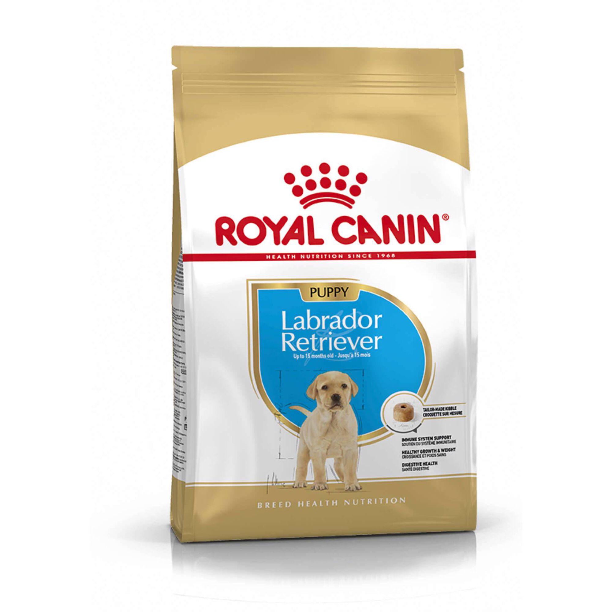 Ração para Cão Júnior Labrador Retriever
