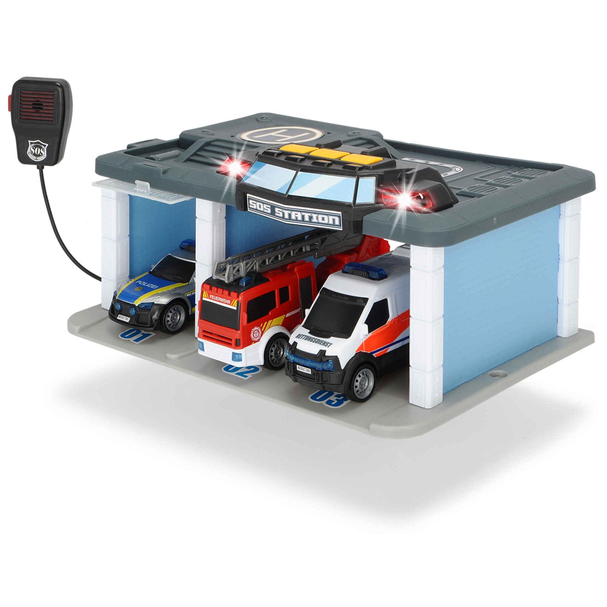 Estação de Emergência
